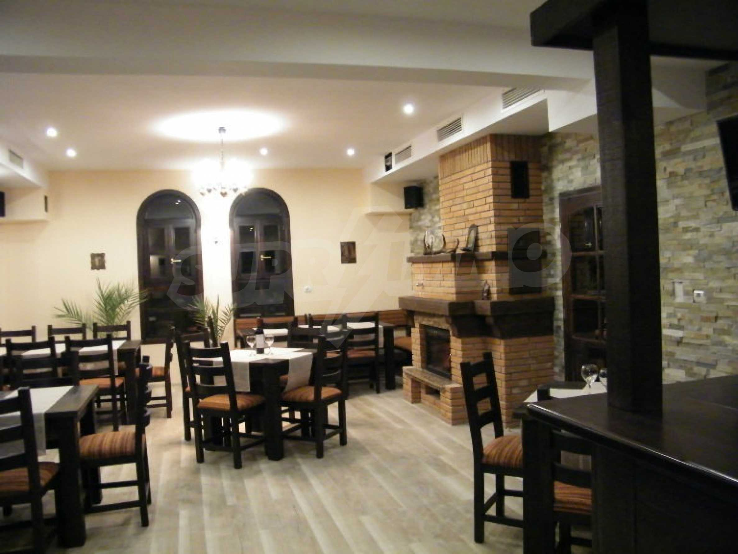 Neu erbautes, komfortabel eingerichtetes Hotel mit Pool im Herzen des Balkangebirges 52