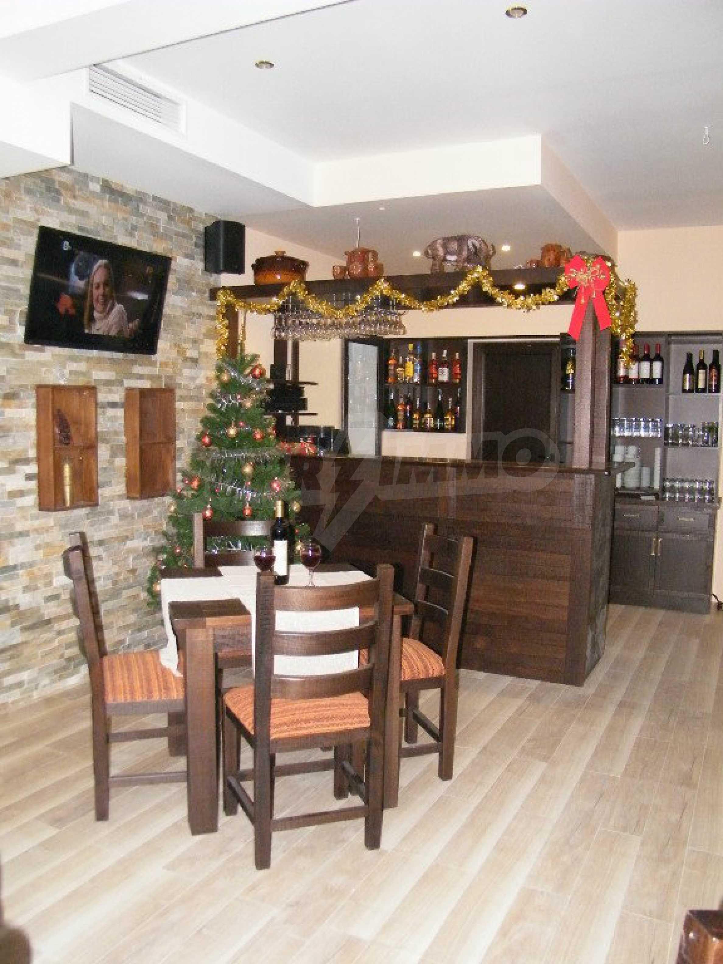 Neu erbautes, komfortabel eingerichtetes Hotel mit Pool im Herzen des Balkangebirges 54