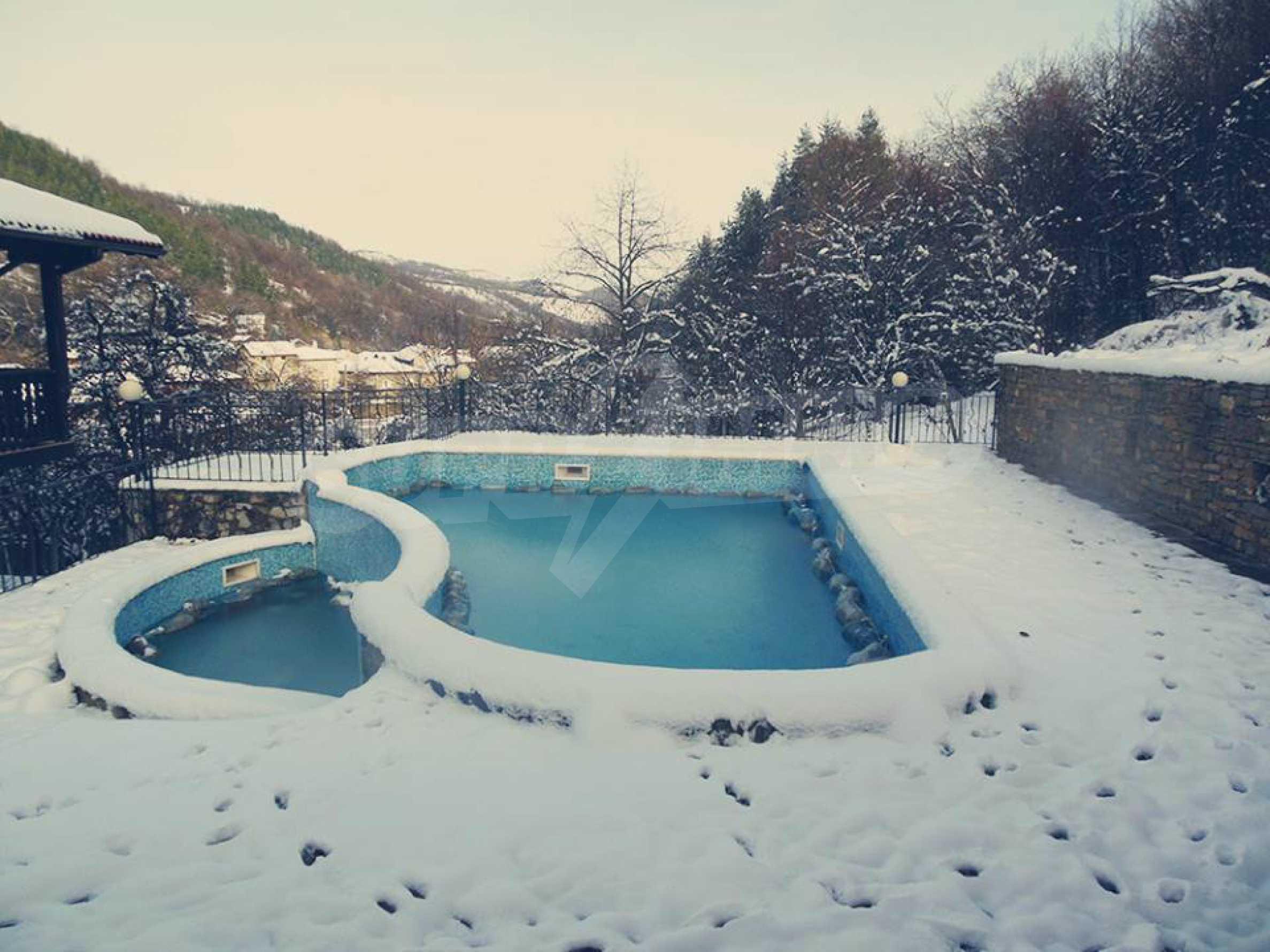 Neu erbautes, komfortabel eingerichtetes Hotel mit Pool im Herzen des Balkangebirges 55