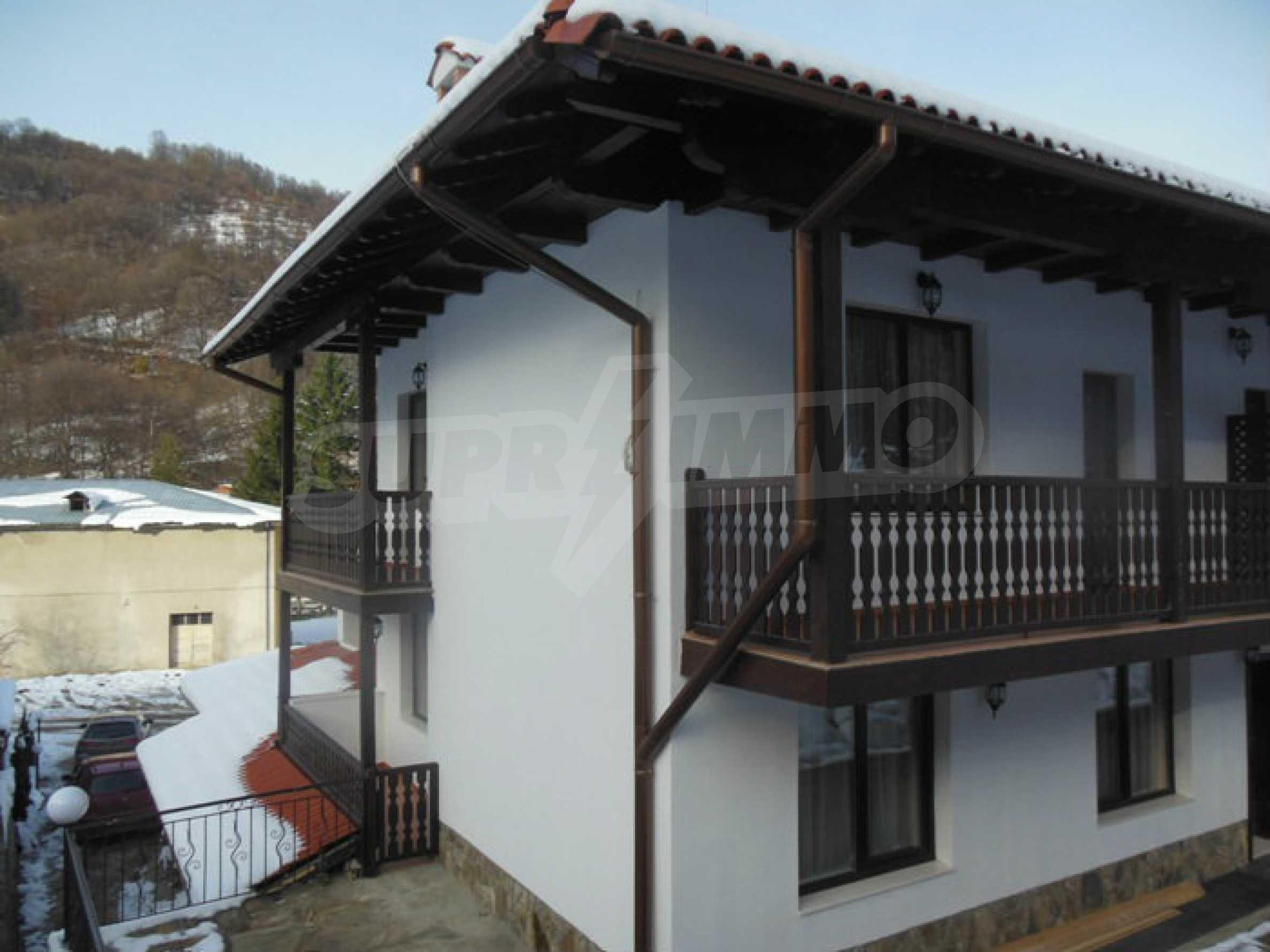 Neu erbautes, komfortabel eingerichtetes Hotel mit Pool im Herzen des Balkangebirges 60