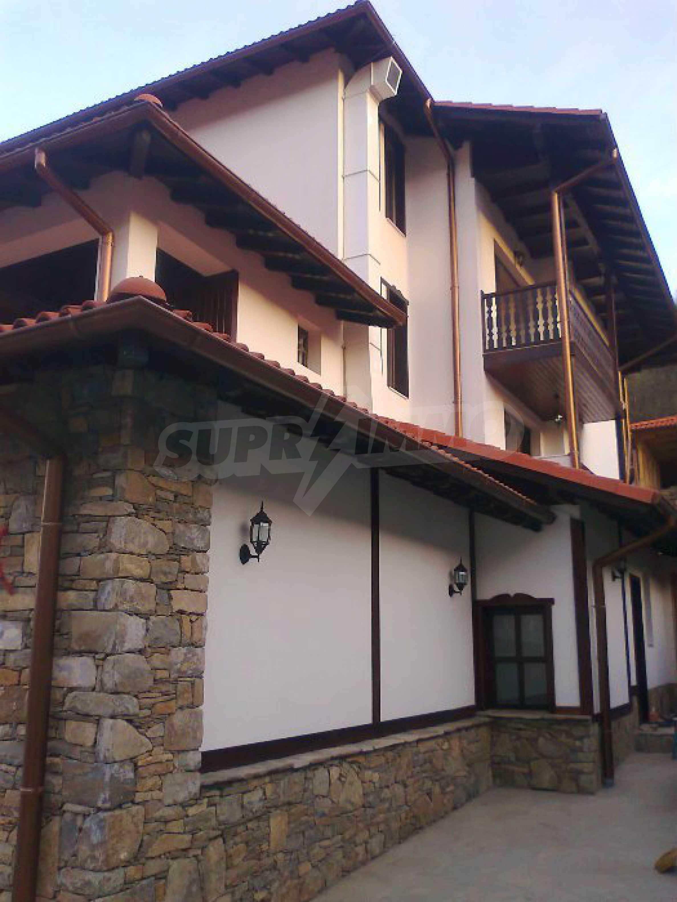 Neu erbautes, komfortabel eingerichtetes Hotel mit Pool im Herzen des Balkangebirges 64