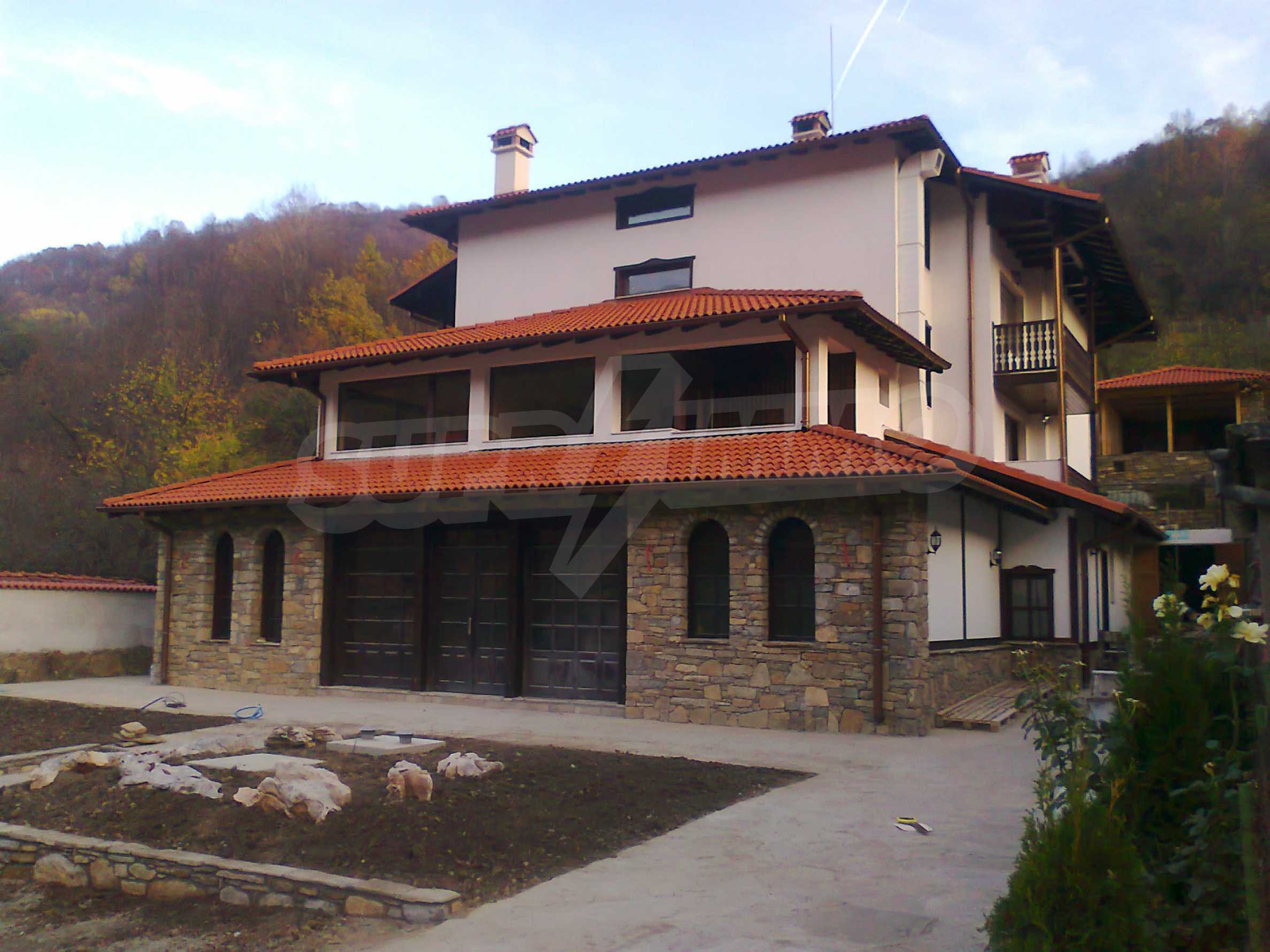 Neu erbautes, komfortabel eingerichtetes Hotel mit Pool im Herzen des Balkangebirges 65