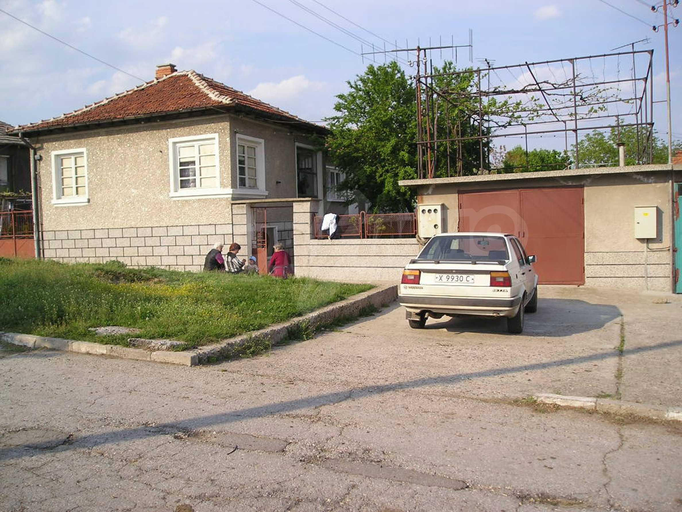 Großes einstöckiges Haus mit Hof in Simeonovgrad