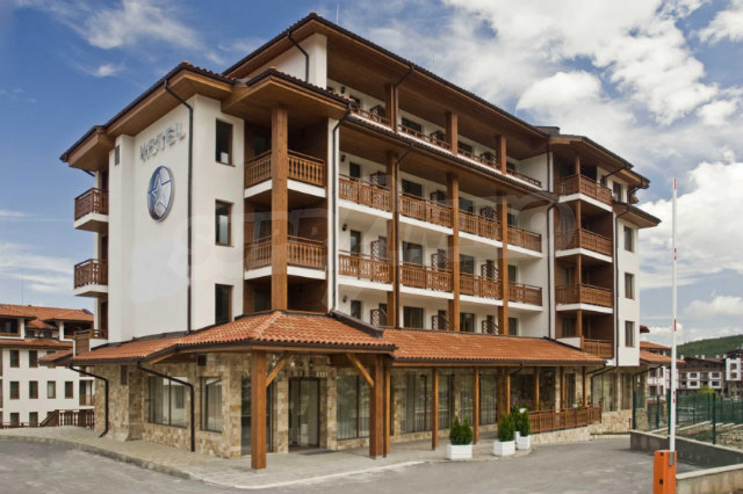 Hotel for sale in the ski resort of Bansko 1