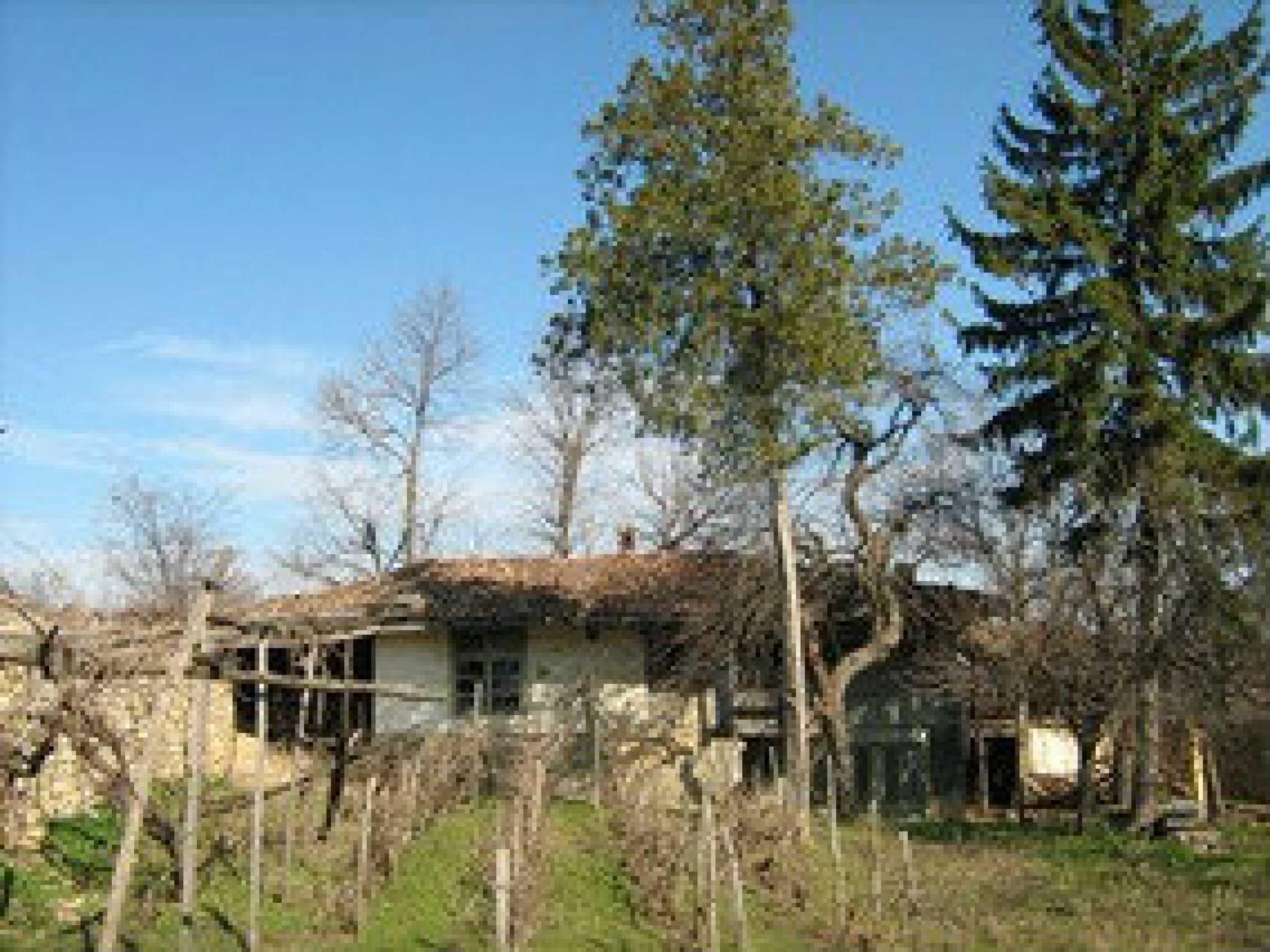 Ein altes authentisches Haus mit einem großen Garten in der Nähe der alten Hauptstadt 13