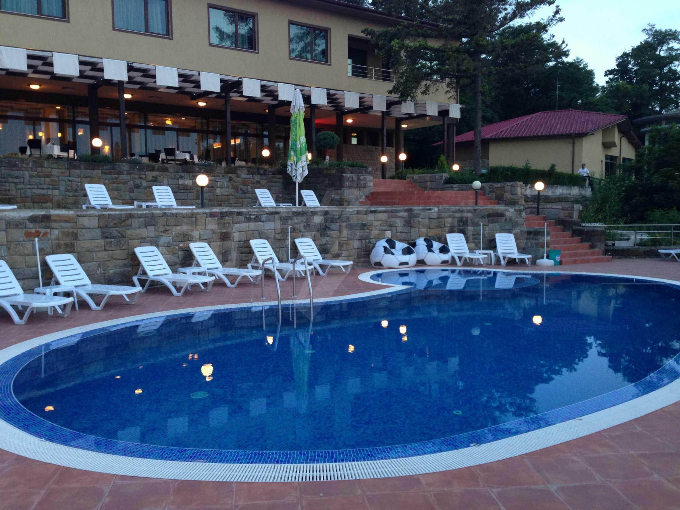 Raffiniertes und renoviertes Parkhotel in der Altstadt von Lovech 10