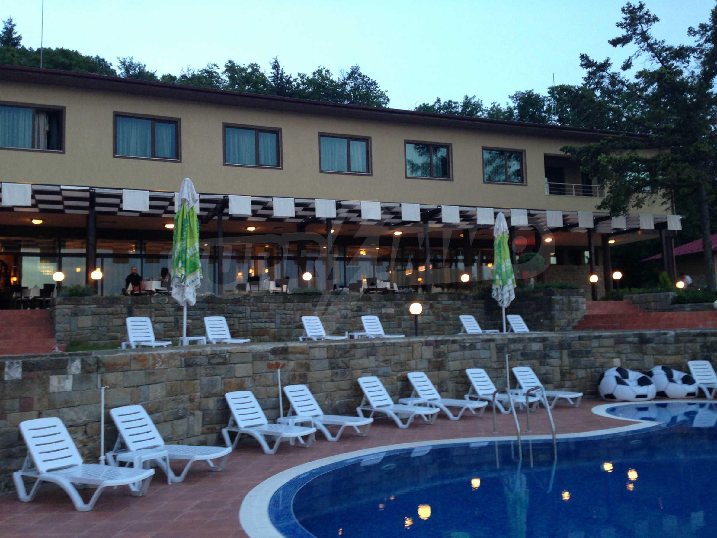 Raffiniertes und renoviertes Parkhotel in der Altstadt von Lovech 11