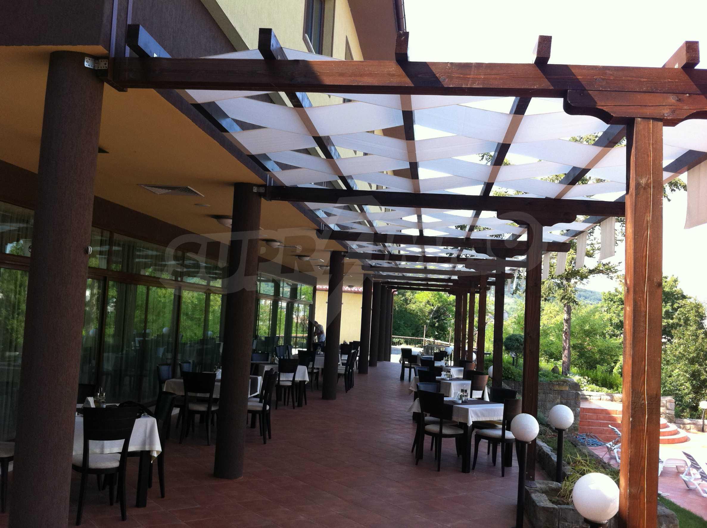 Raffiniertes und renoviertes Parkhotel in der Altstadt von Lovech 12