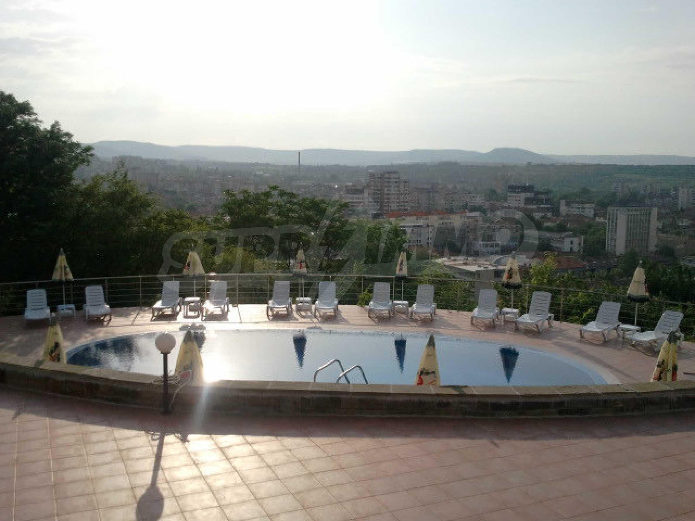 Raffiniertes und renoviertes Parkhotel in der Altstadt von Lovech 27