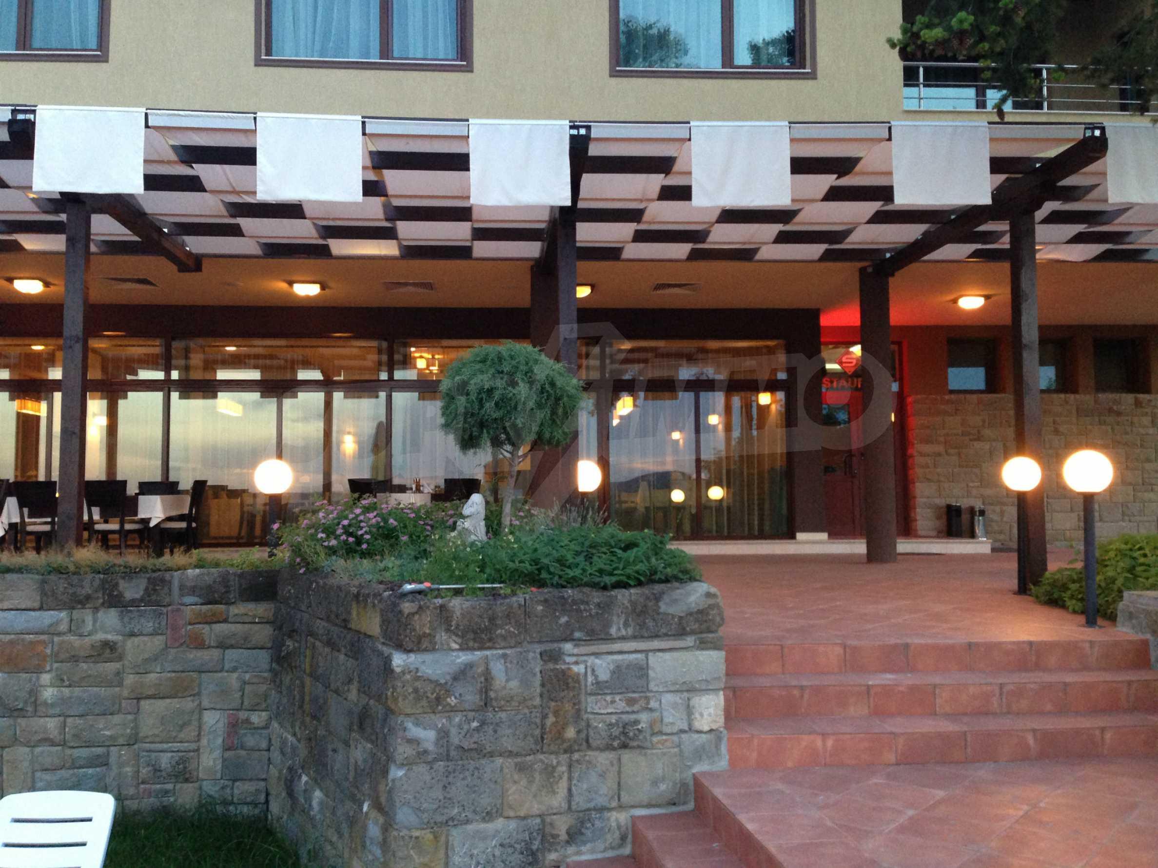 Raffiniertes und renoviertes Parkhotel in der Altstadt von Lovech 2