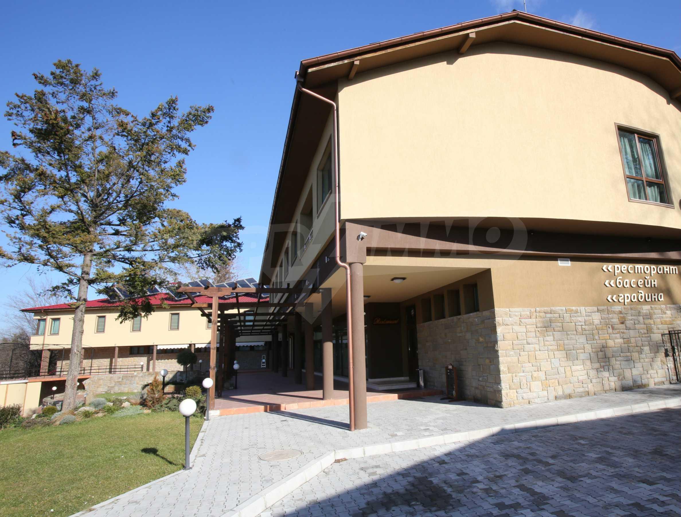 Raffiniertes und renoviertes Parkhotel in der Altstadt von Lovech 3