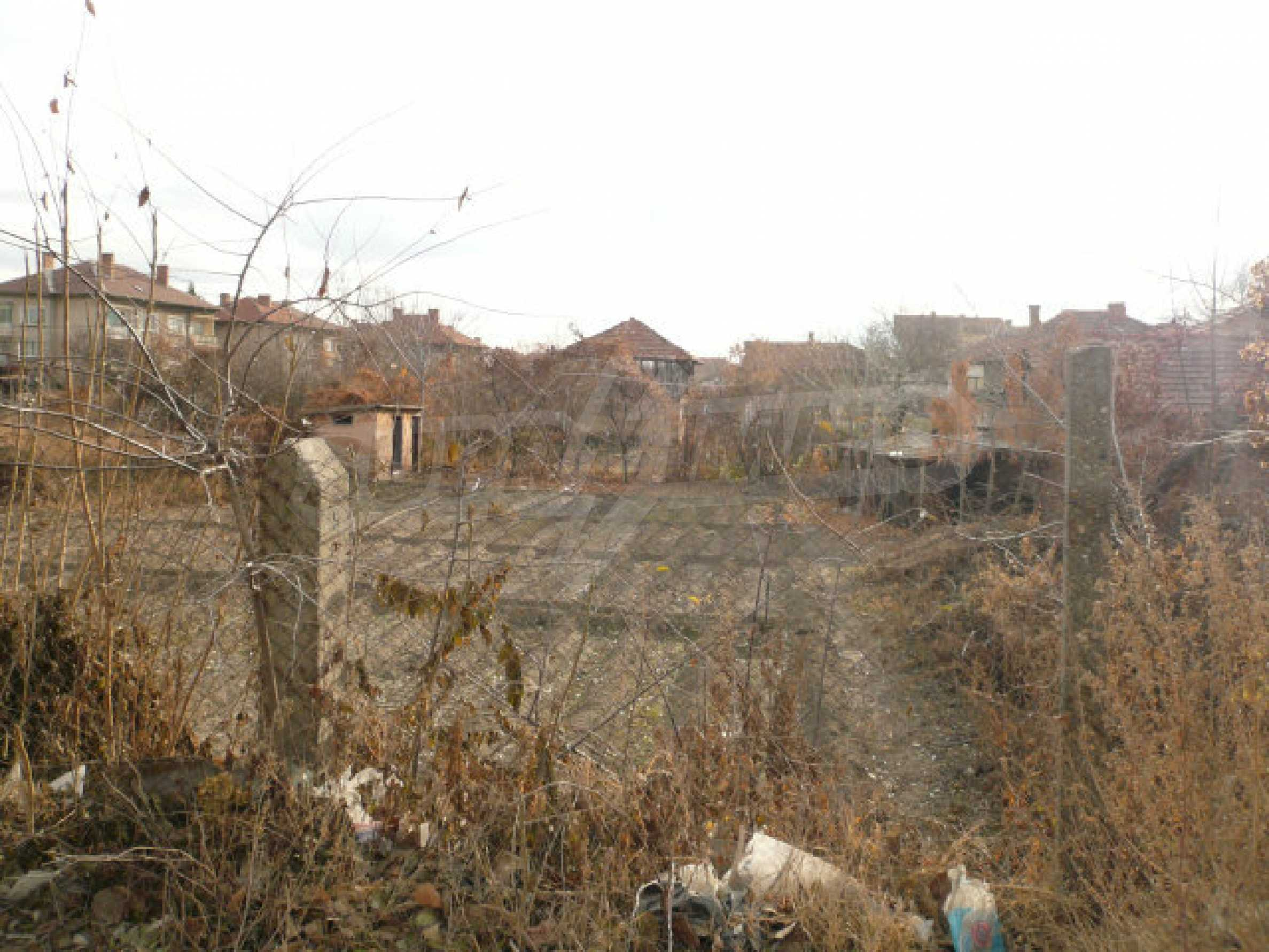 Участок под застройку дома в городе Видин