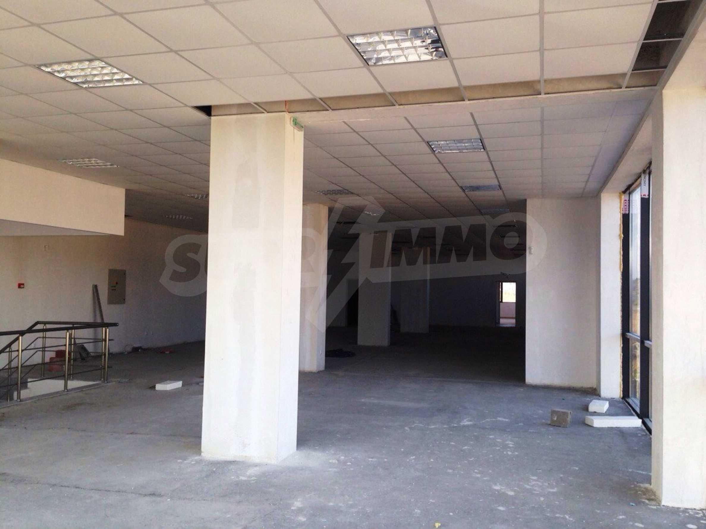 Neugebautes Bürogebäude in Blagoevgrad