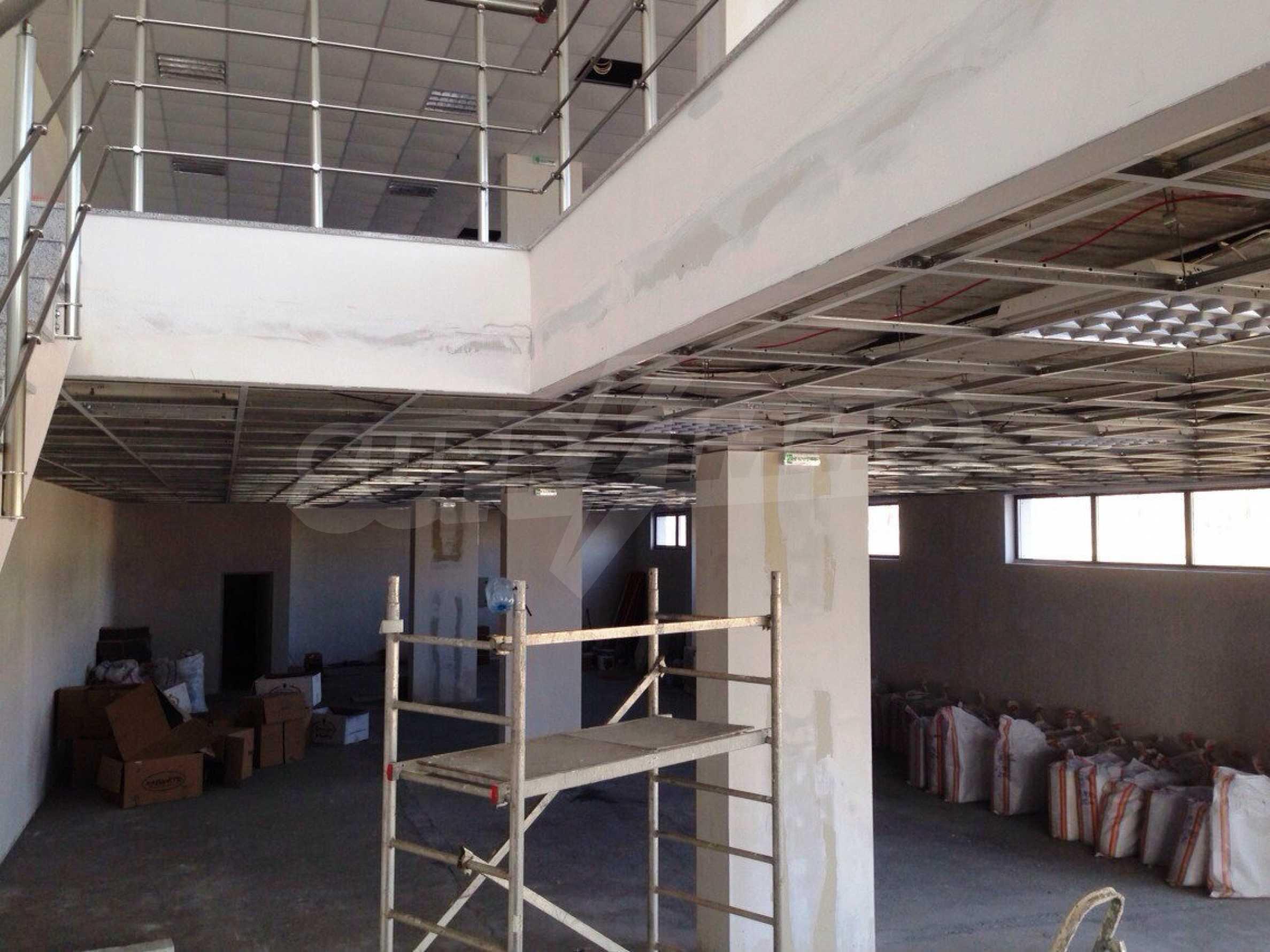 Neugebautes Bürogebäude in Blagoevgrad 9