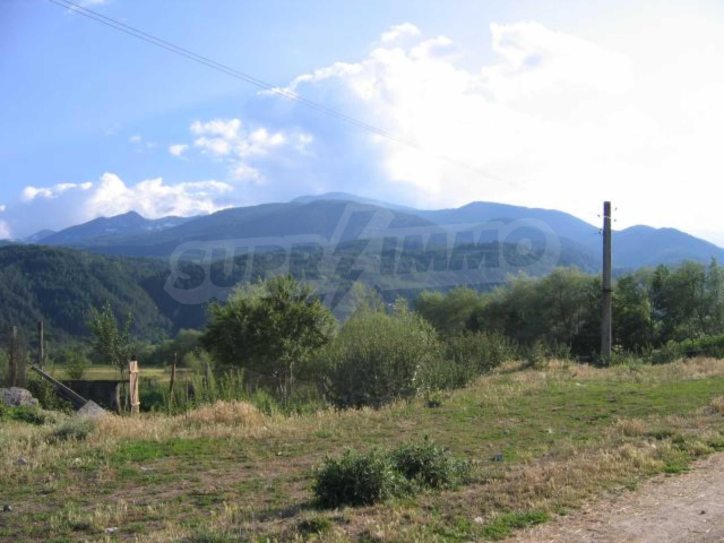 Plot of land for investment in Dobrinishte 5