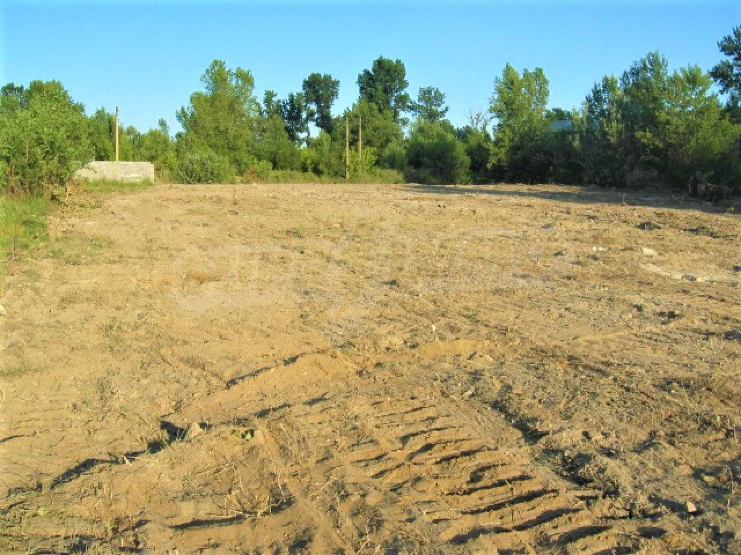 Development land for industrial construction in the South industrial zone of Vidin