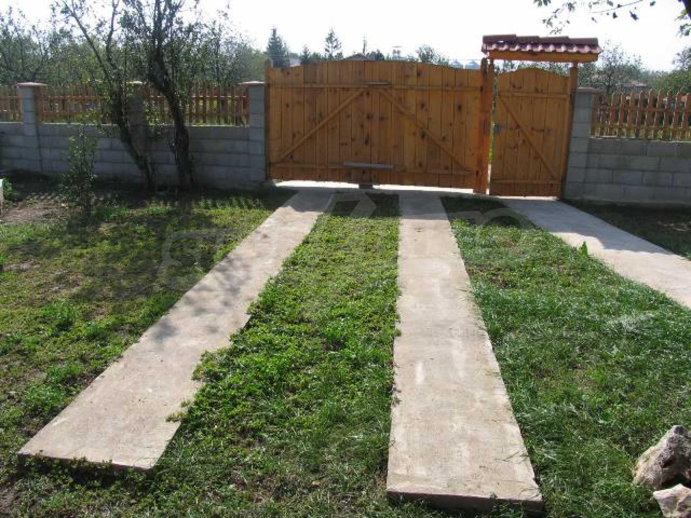 Два дома для продажи в Stefanovo деревне 25 км. от Албена 14