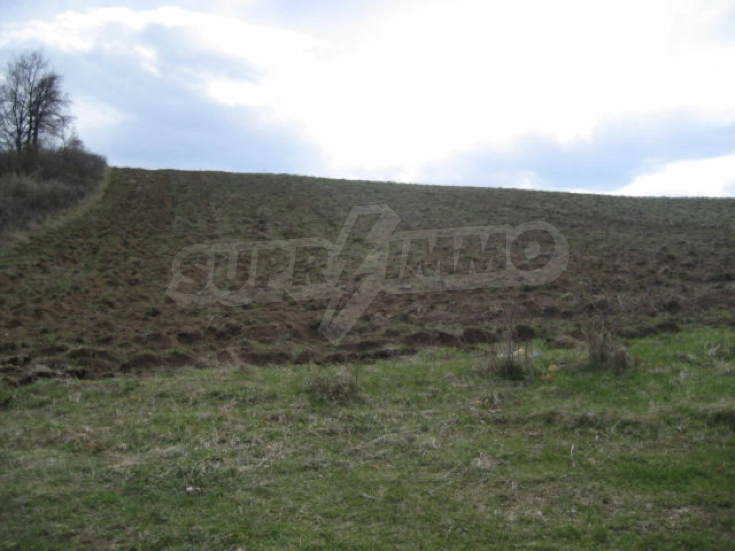 Three neighbouring plots of land in Rudartsi 2