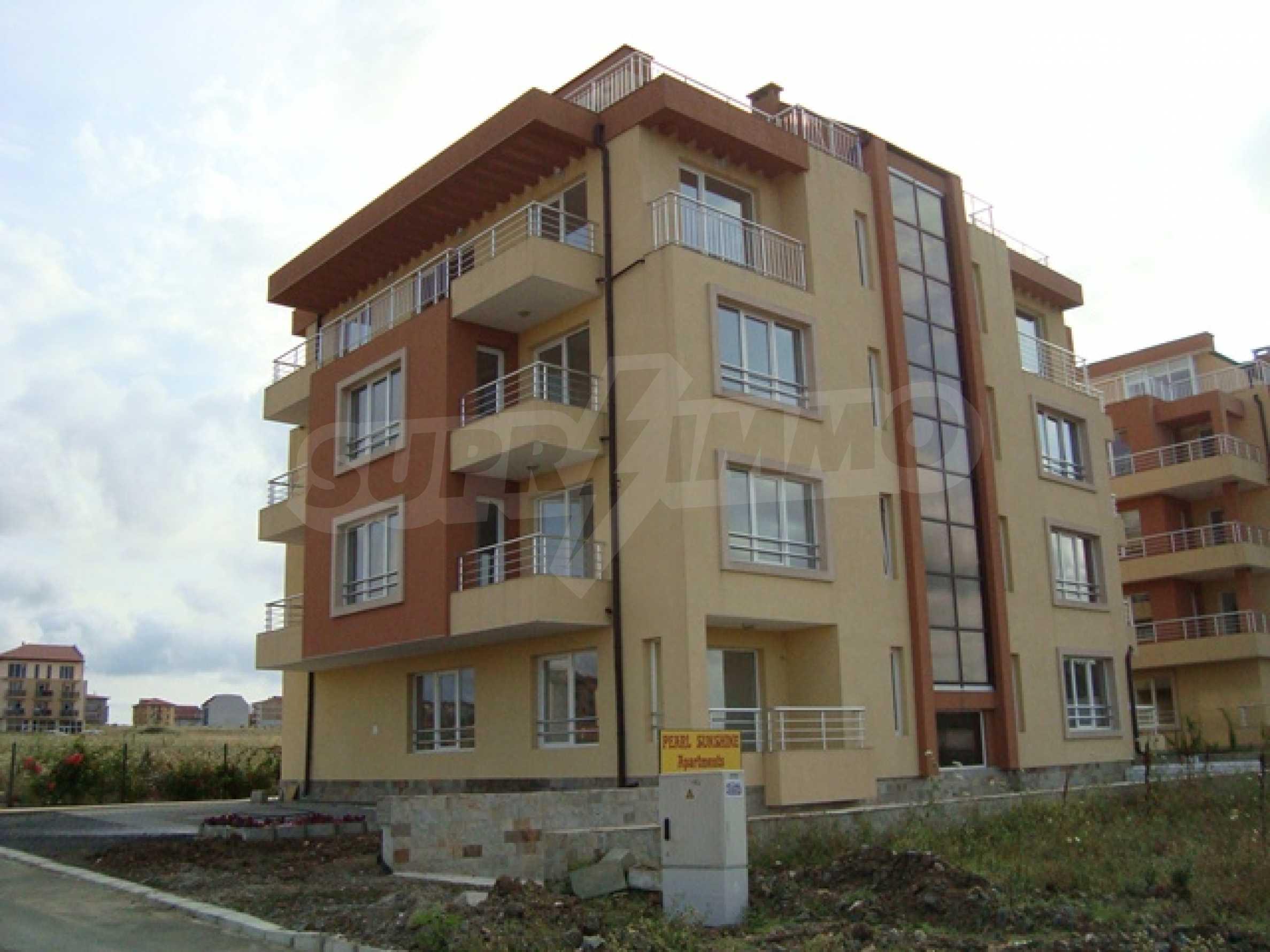 Pearl Sunshine - new seaside apartments for sale in Primorsko 5