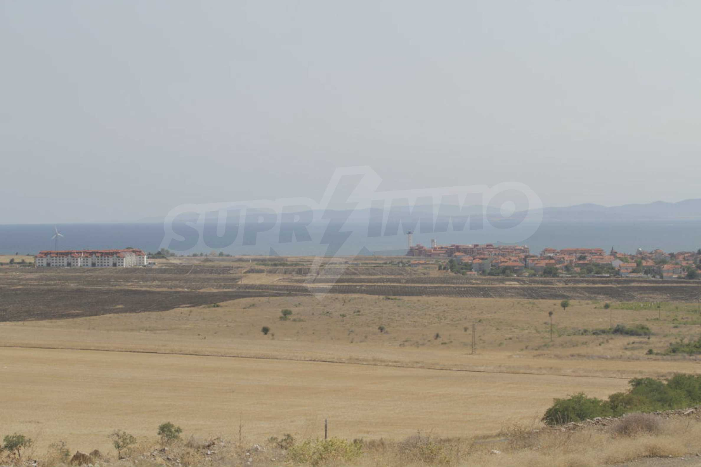 Investment land near the town of Aheloy, a few km from Sunny Beach, Bulgaria 14