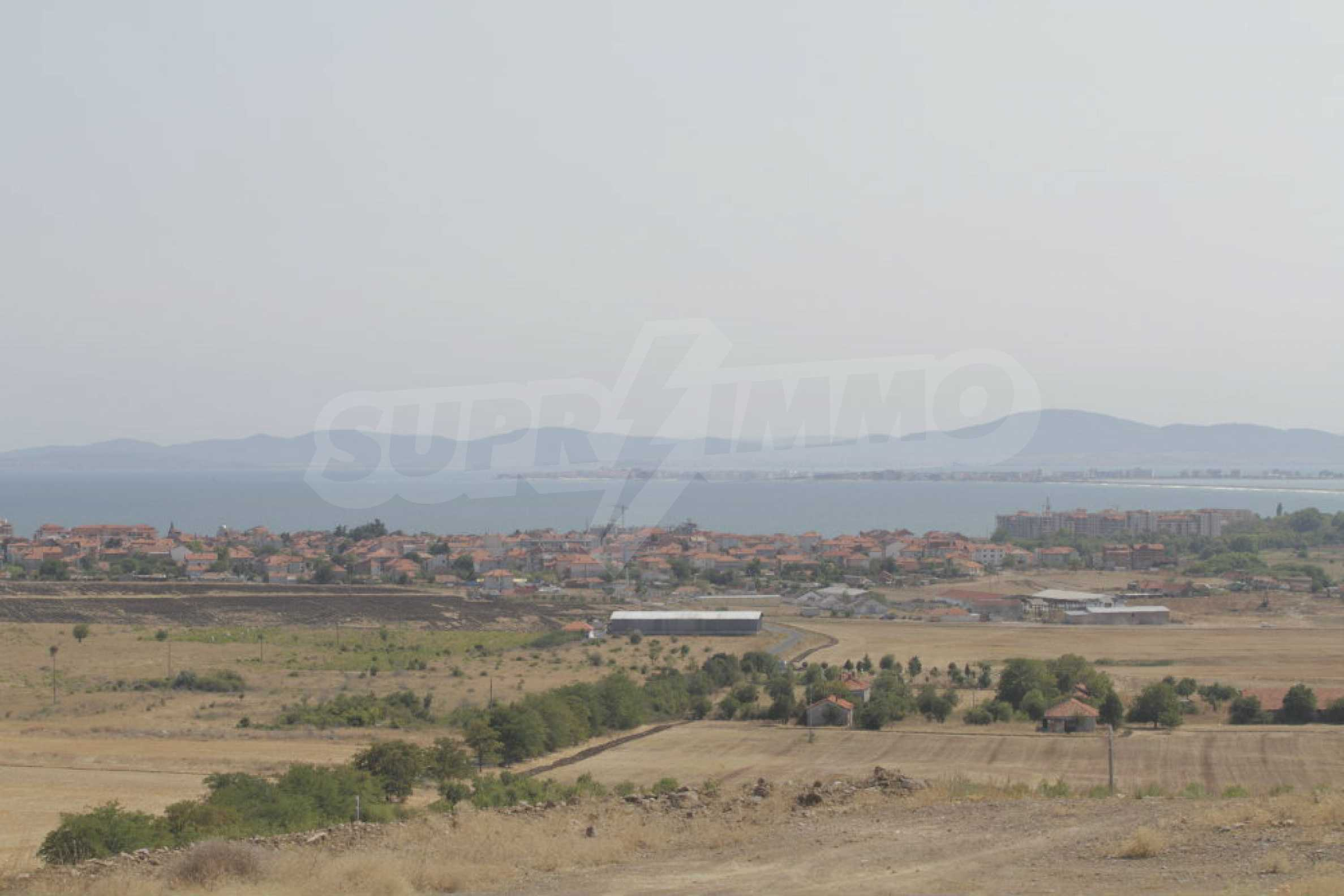 Investment land near the town of Aheloy, a few km from Sunny Beach, Bulgaria 15