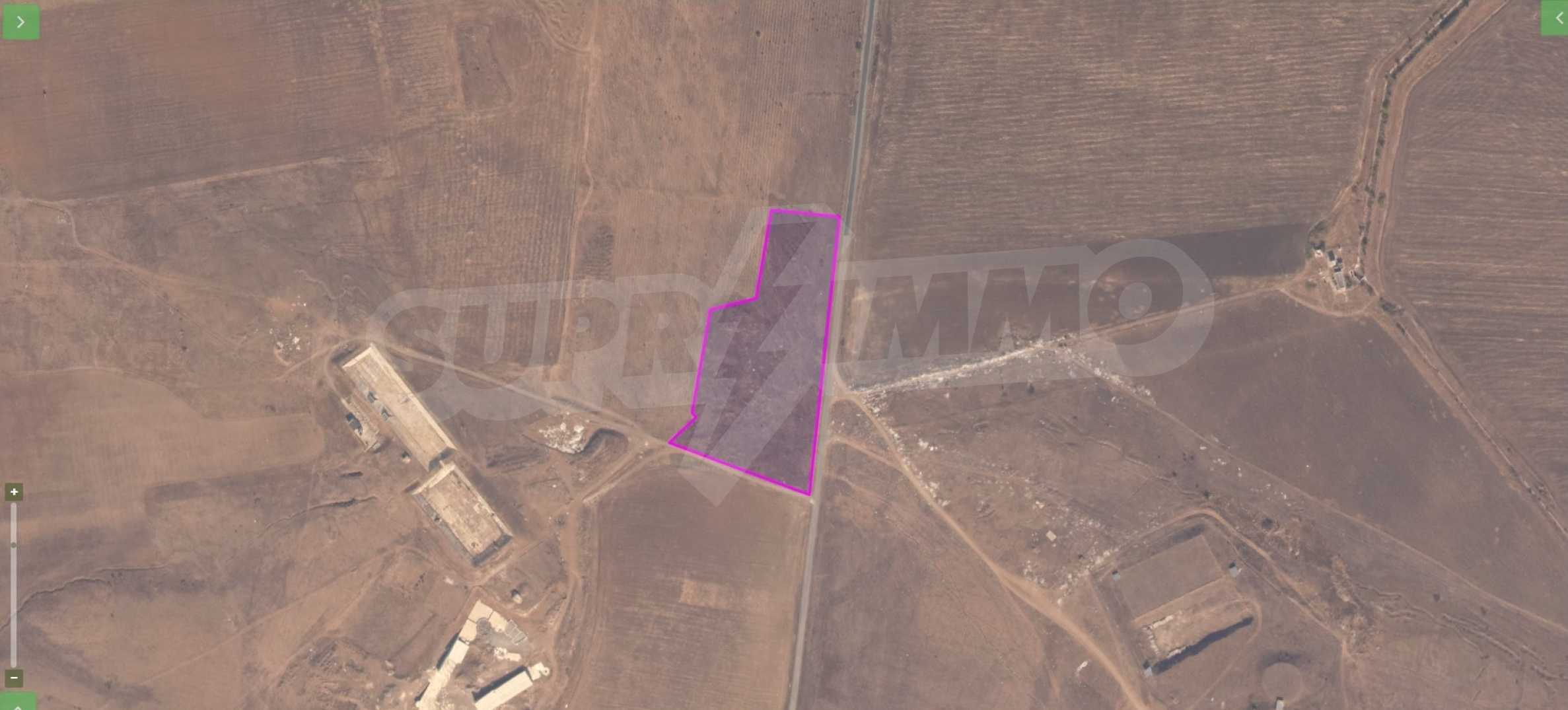 Investment land near the town of Aheloy, a few km from Sunny Beach, Bulgaria 4