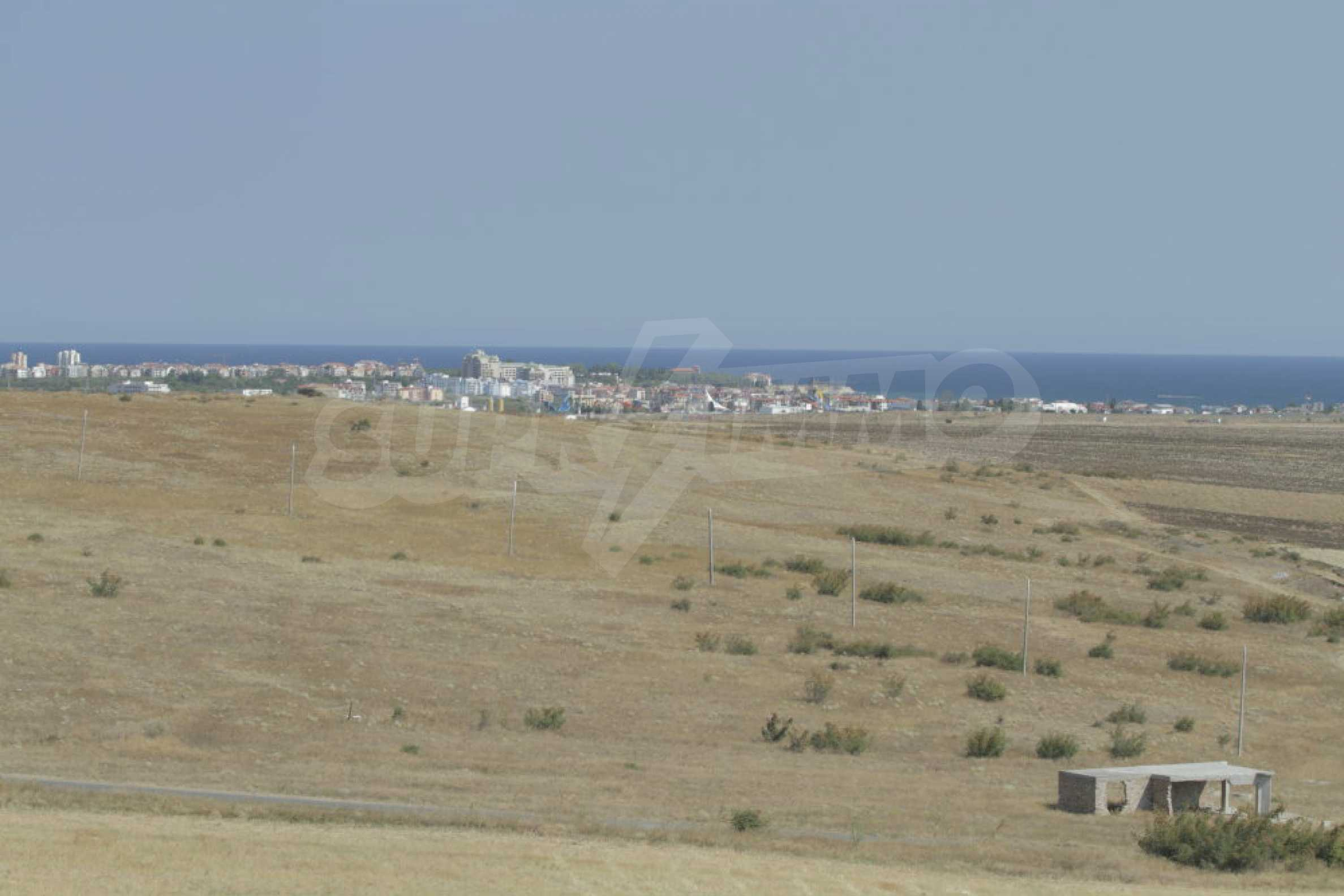 Investment land near the town of Aheloy, a few km from Sunny Beach, Bulgaria 10