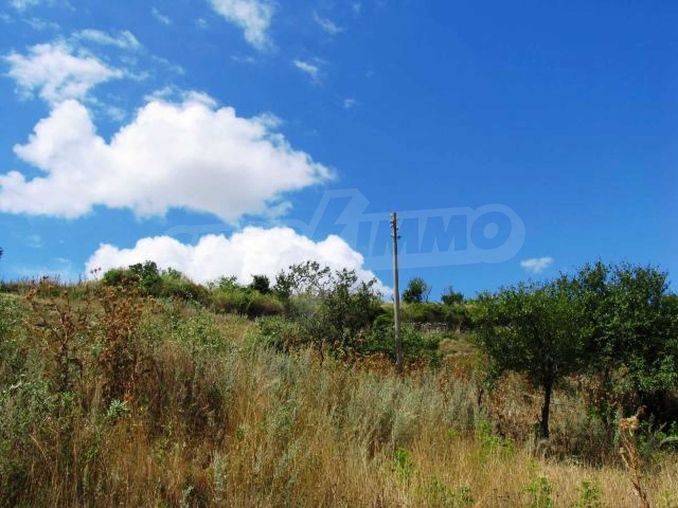 Excellent offer: plot of regulated land at a reasonable price and amazing sea view 13