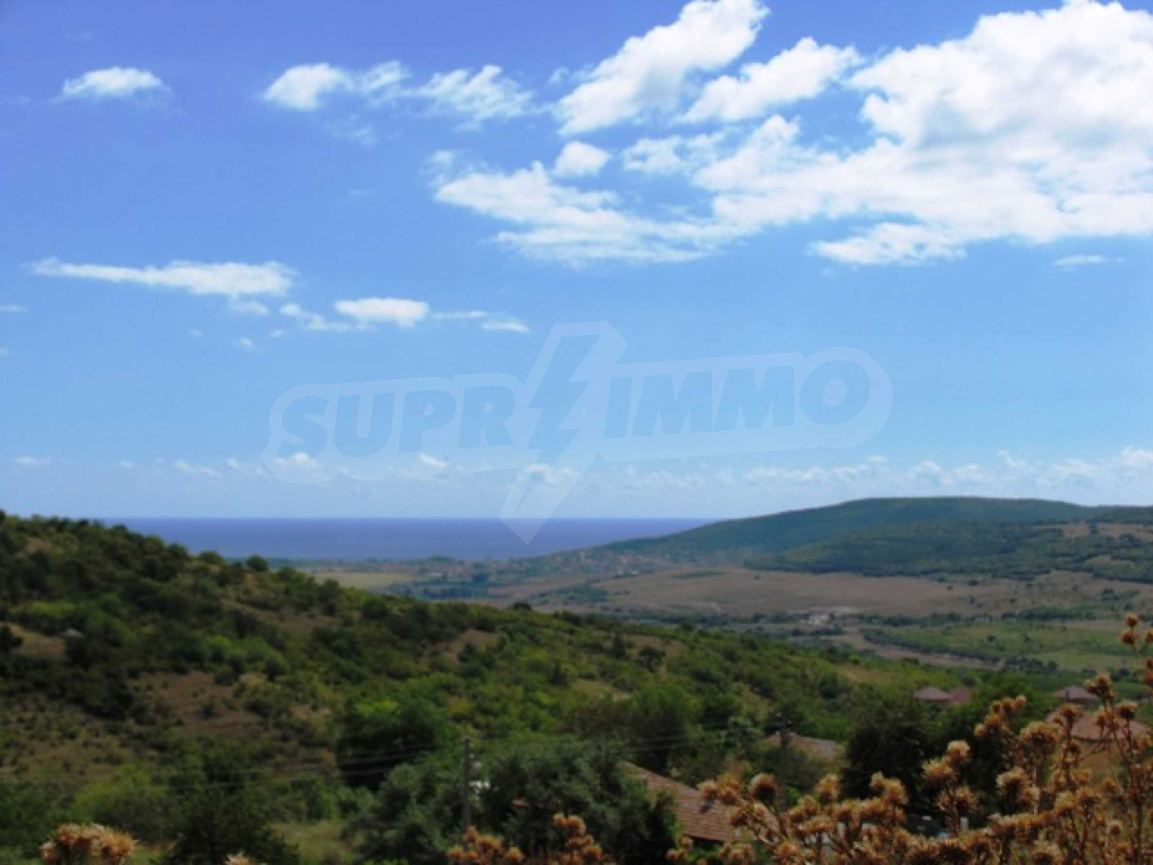 Excellent offer: plot of regulated land at a reasonable price and amazing sea view 19