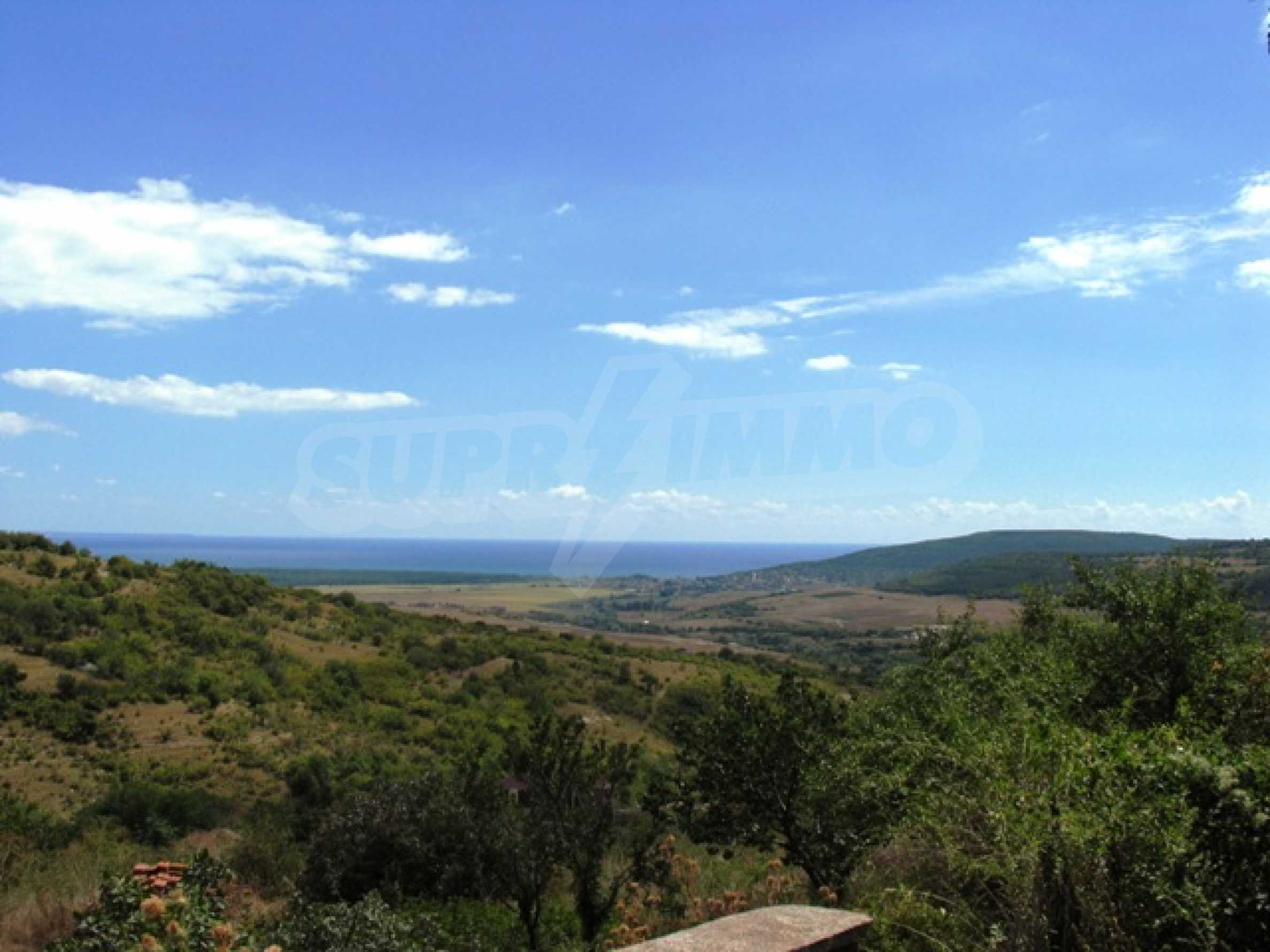 Excellent offer: plot of regulated land at a reasonable price and amazing sea view 28