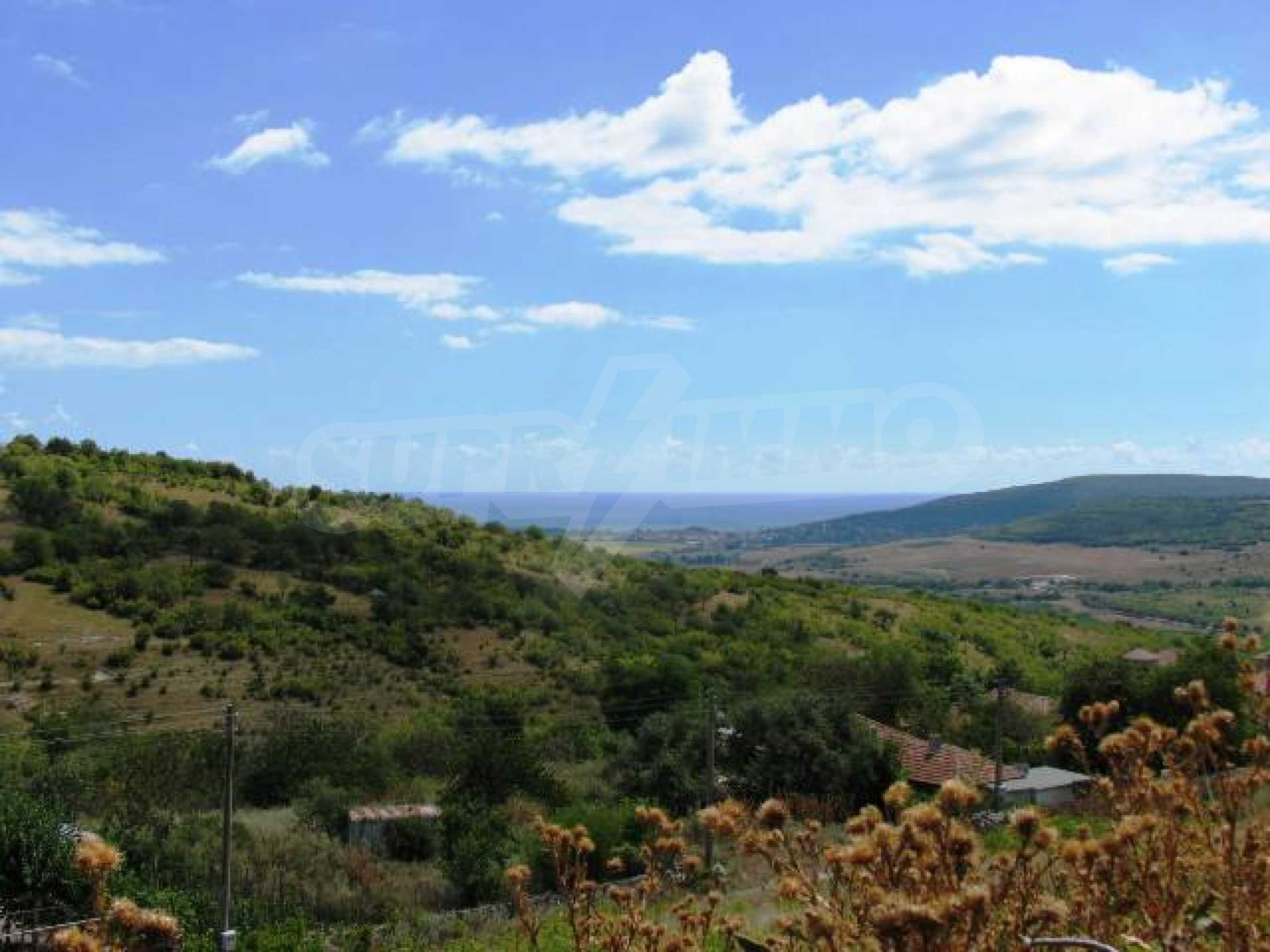 Excellent offer: plot of regulated land at a reasonable price and amazing sea view 5