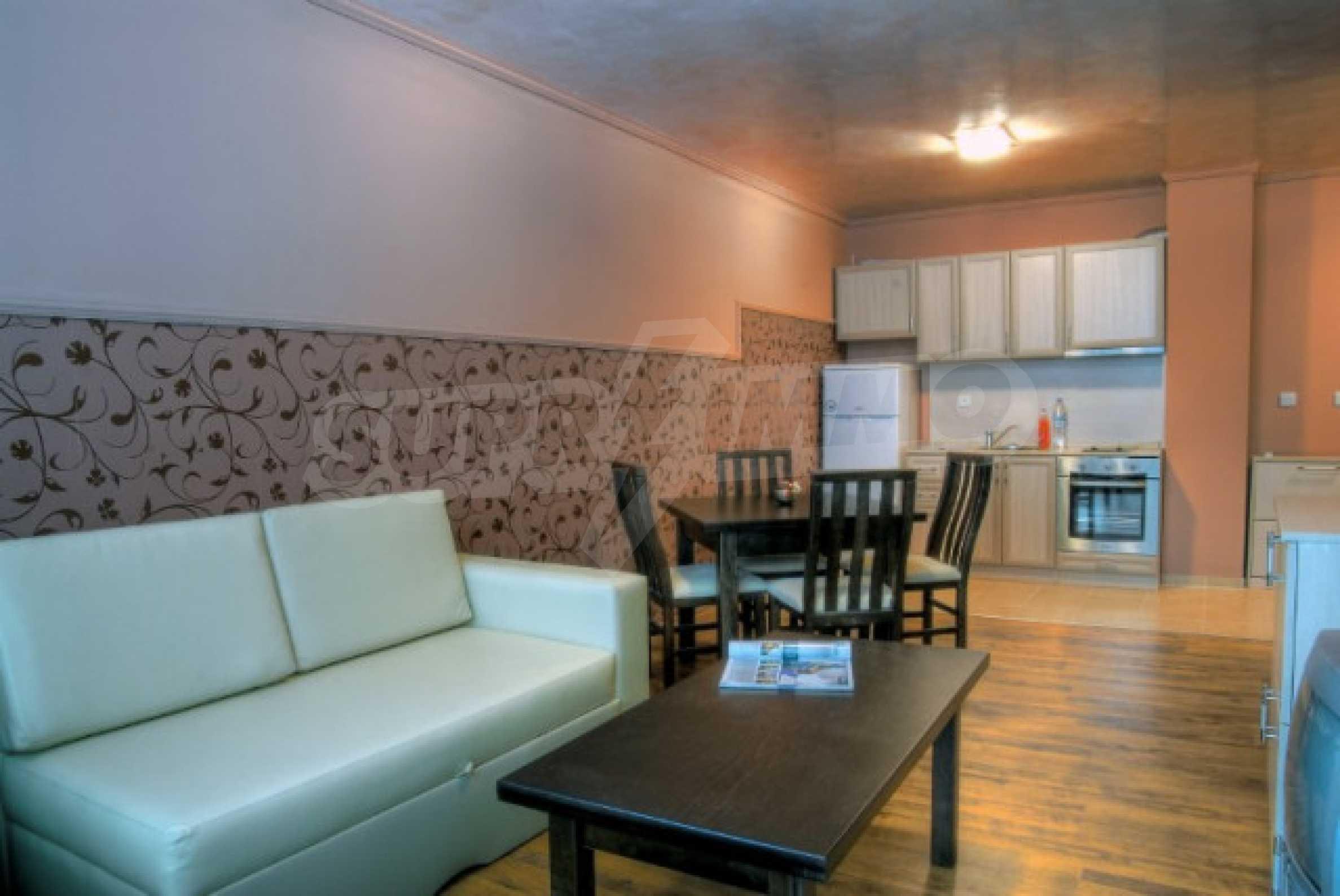 Апартаменти на атрактивни цени в планински ваканционен комплекс в Пампорово 18