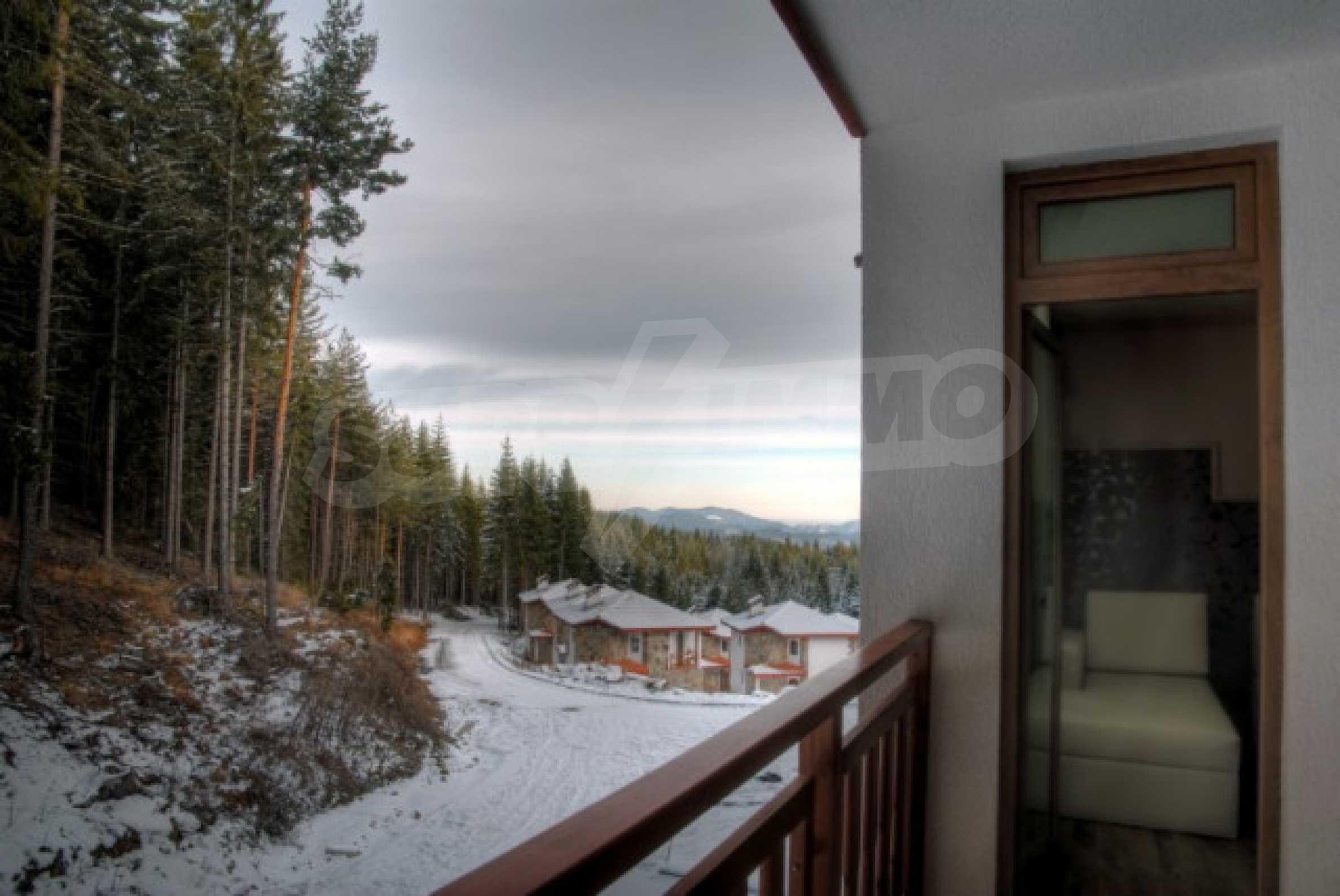 Апартаменти на атрактивни цени в планински ваканционен комплекс в Пампорово 21