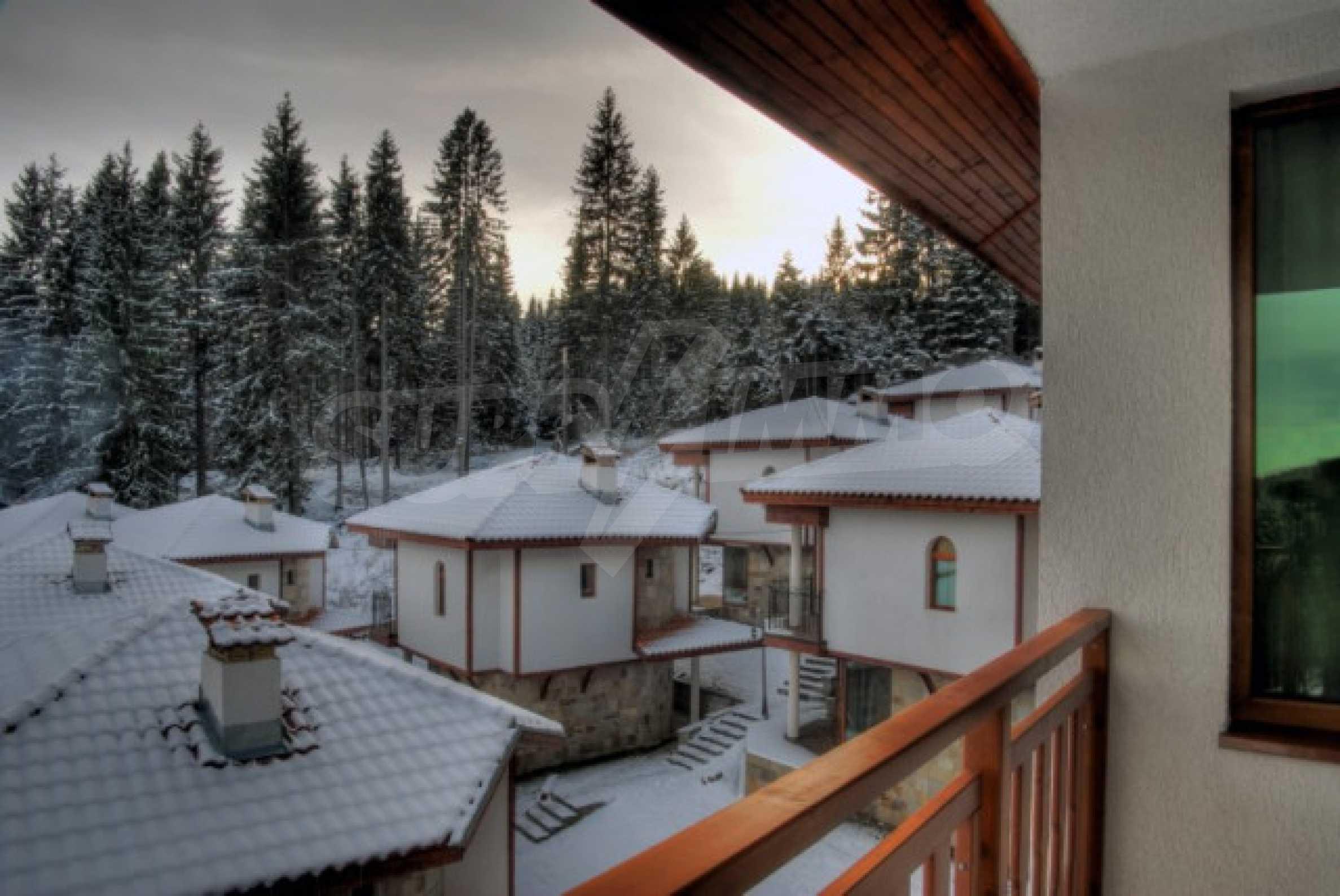 Апартаменти на атрактивни цени в планински ваканционен комплекс в Пампорово 23
