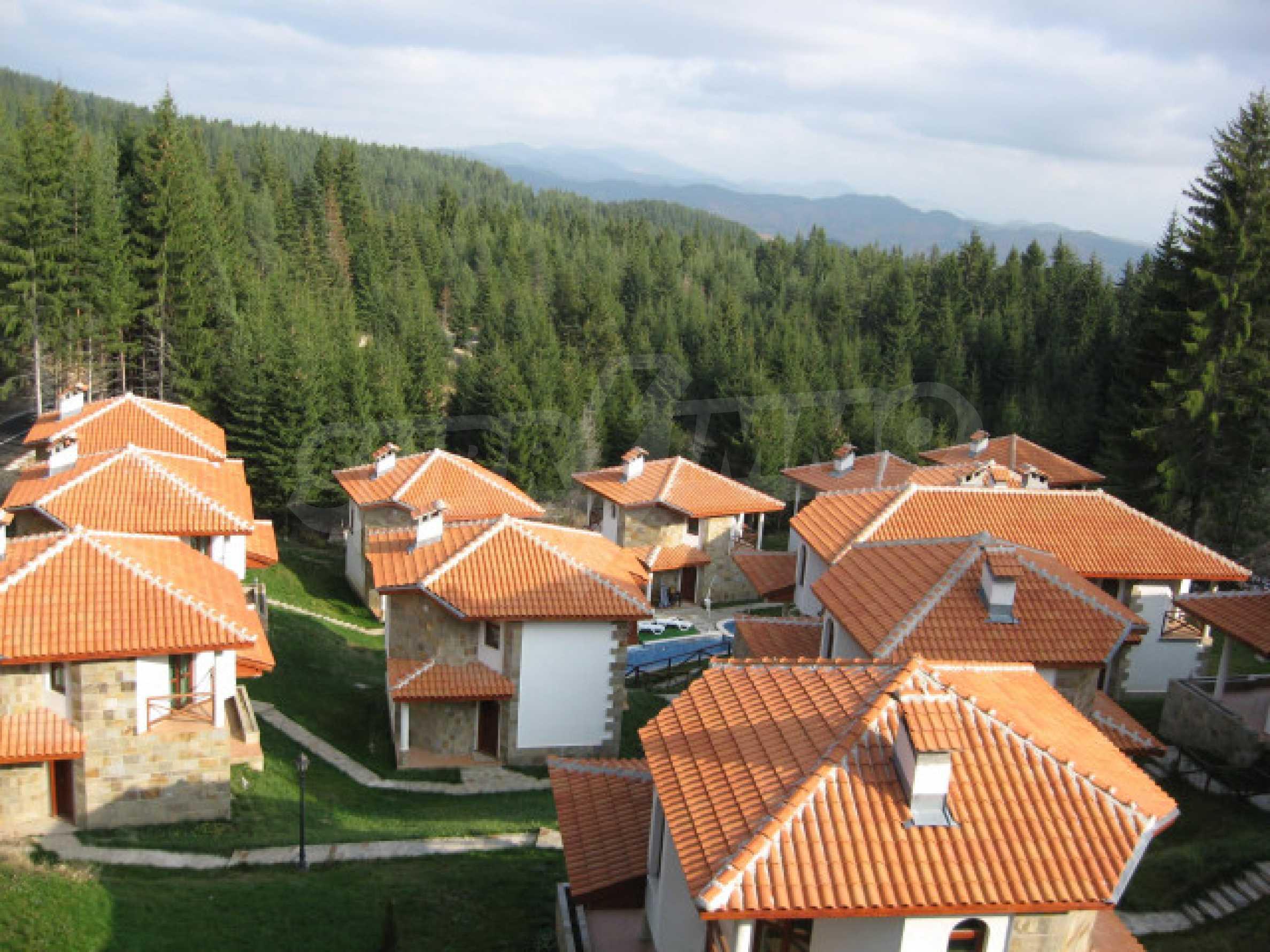 Апартаменти на атрактивни цени в планински ваканционен комплекс в Пампорово 3