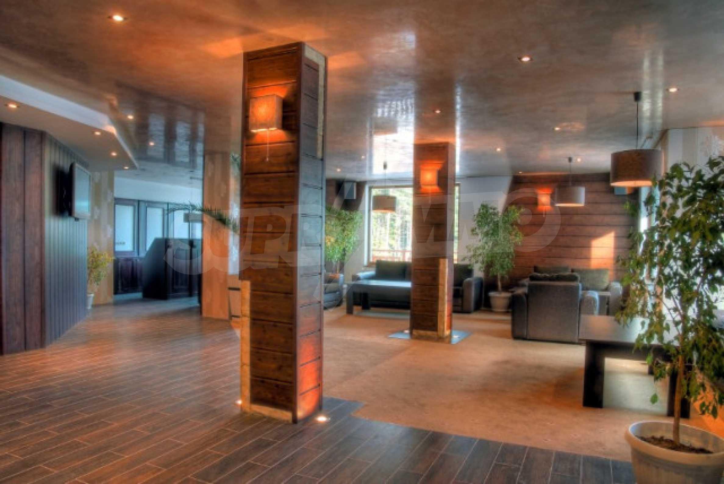 Апартаменти на атрактивни цени в планински ваканционен комплекс в Пампорово 7