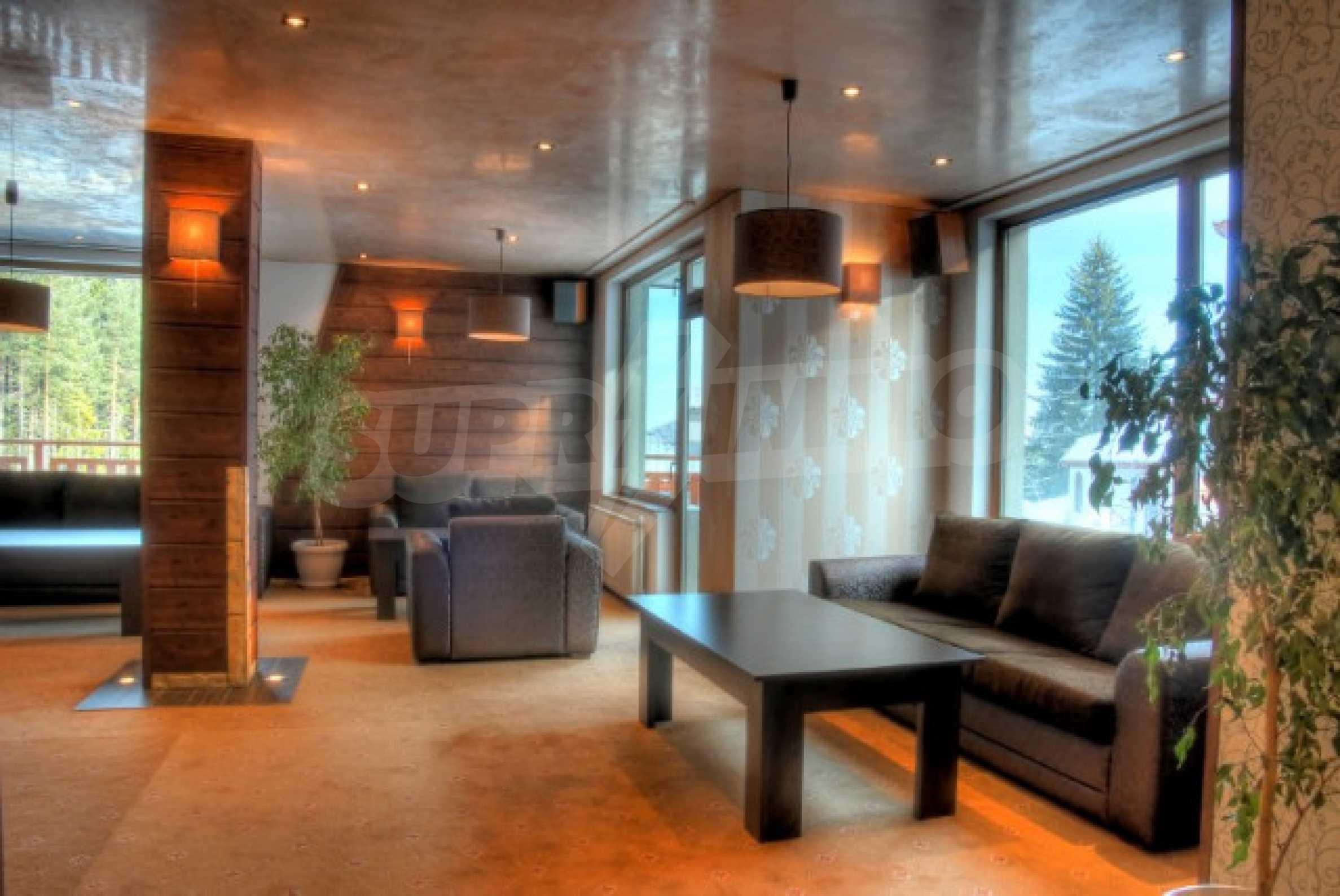 Апартаменти на атрактивни цени в планински ваканционен комплекс в Пампорово 8