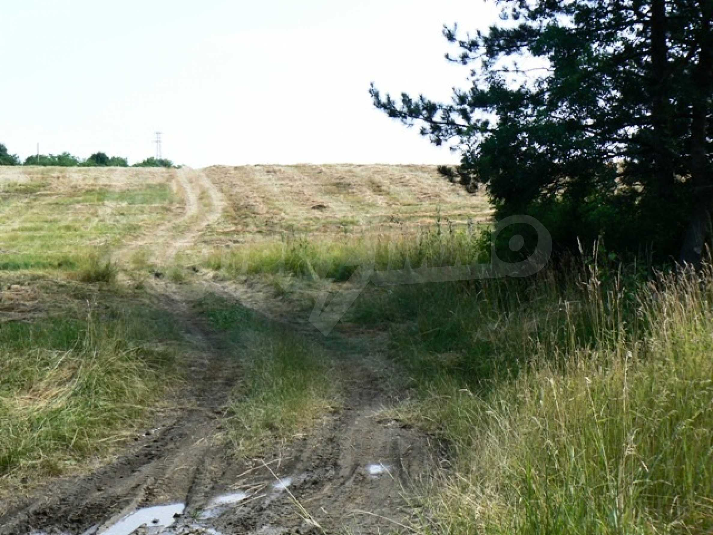 Plot of land in Bankya 1