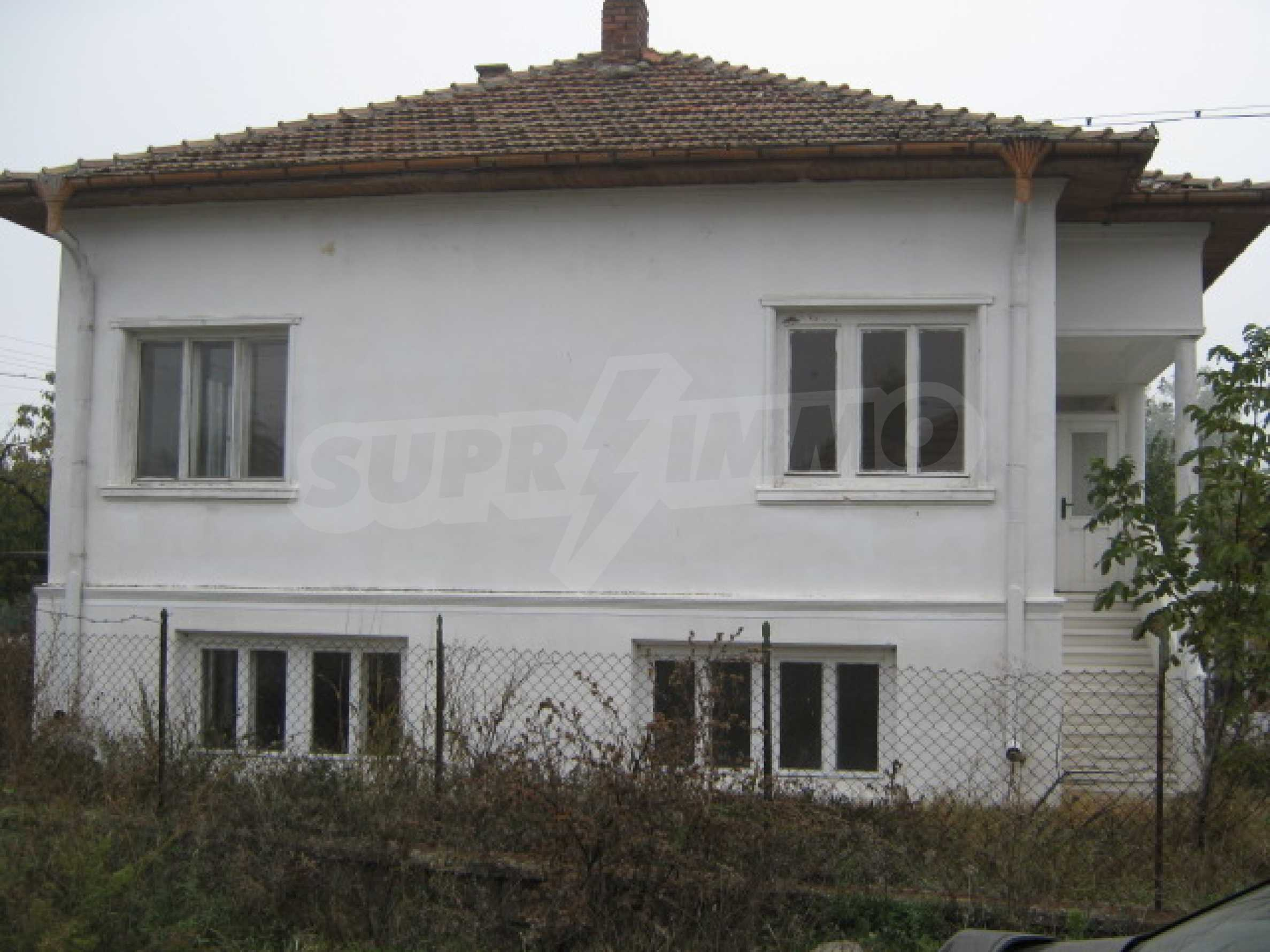 Beautiful house after renovation 1