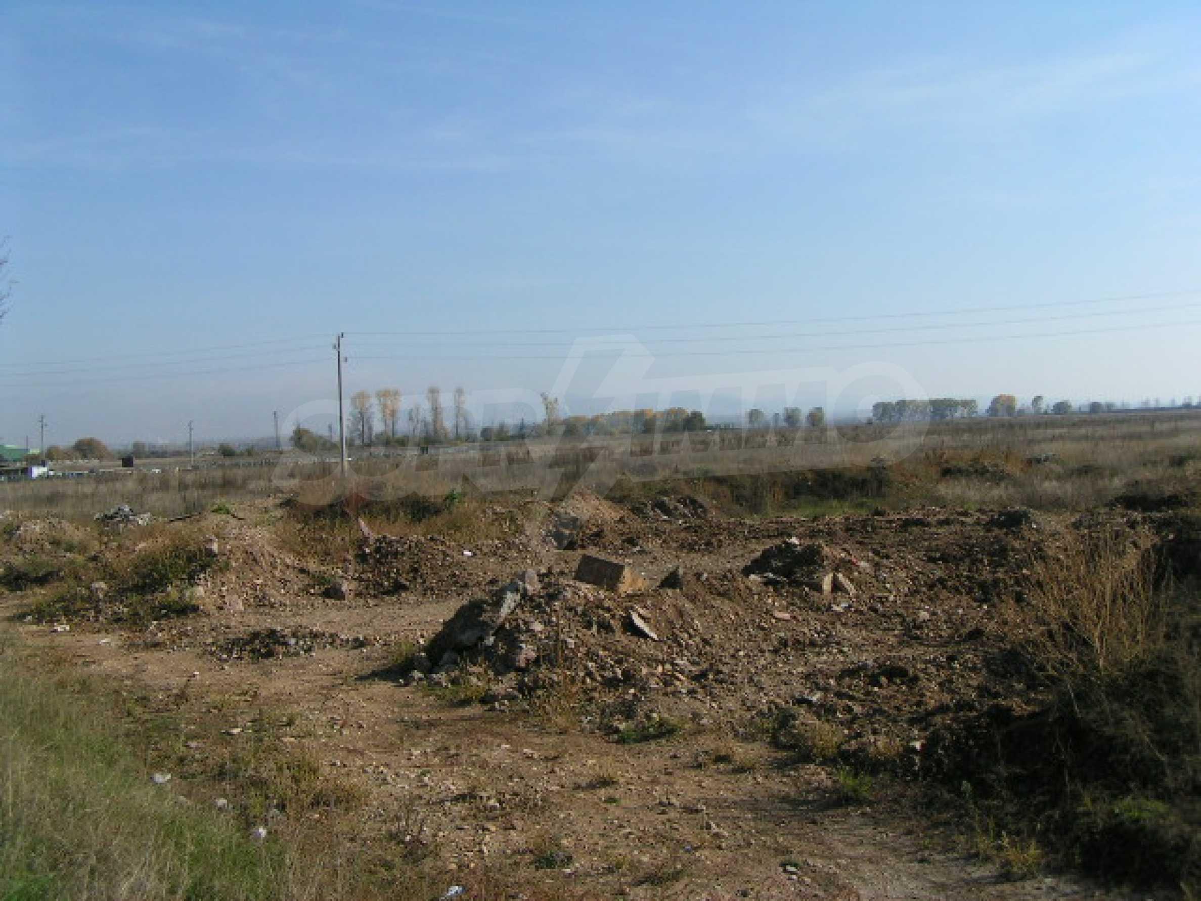Land on Chelopeshko shose, Sofia 1