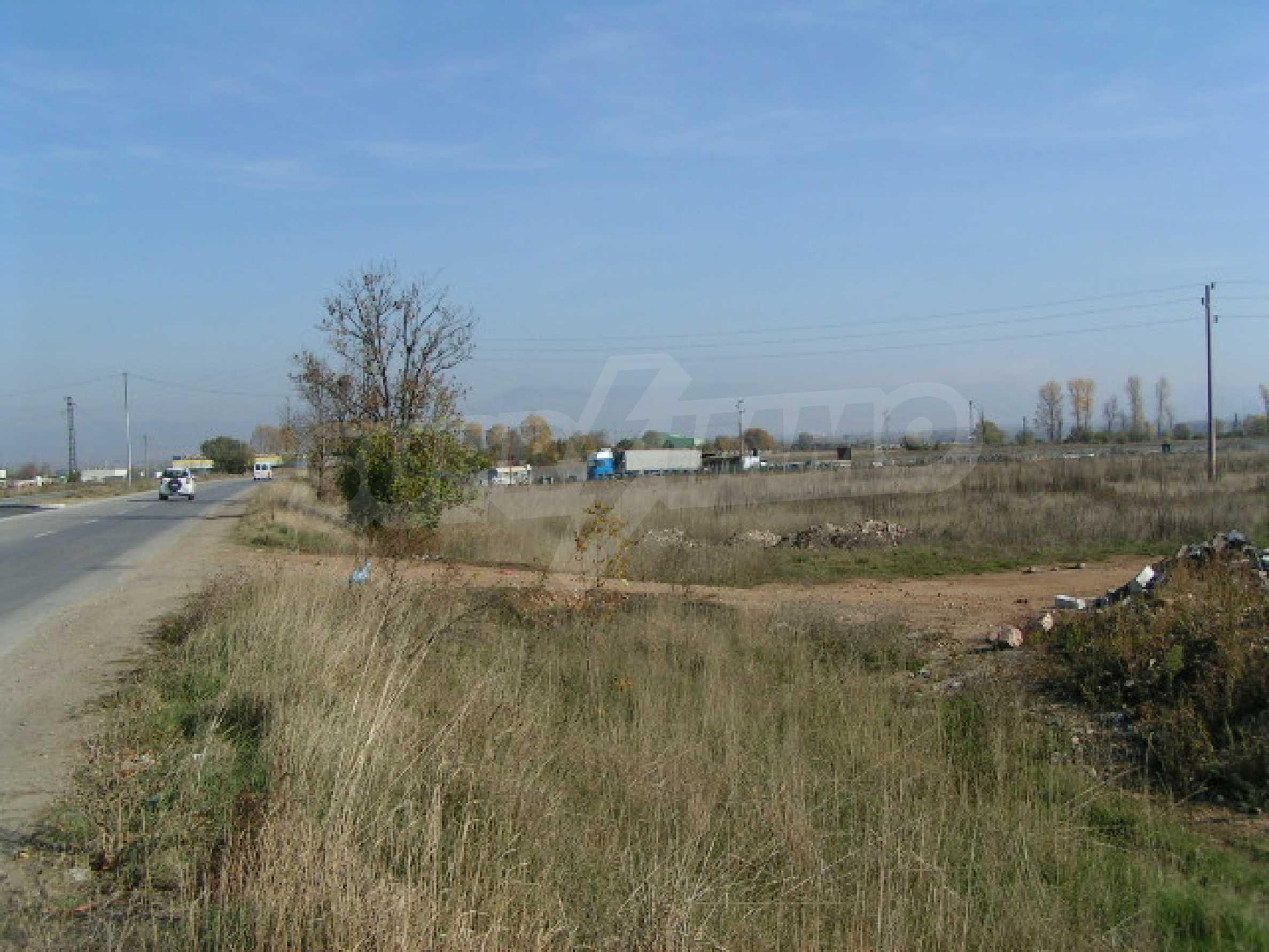 Land on Chelopeshko shose, Sofia 5