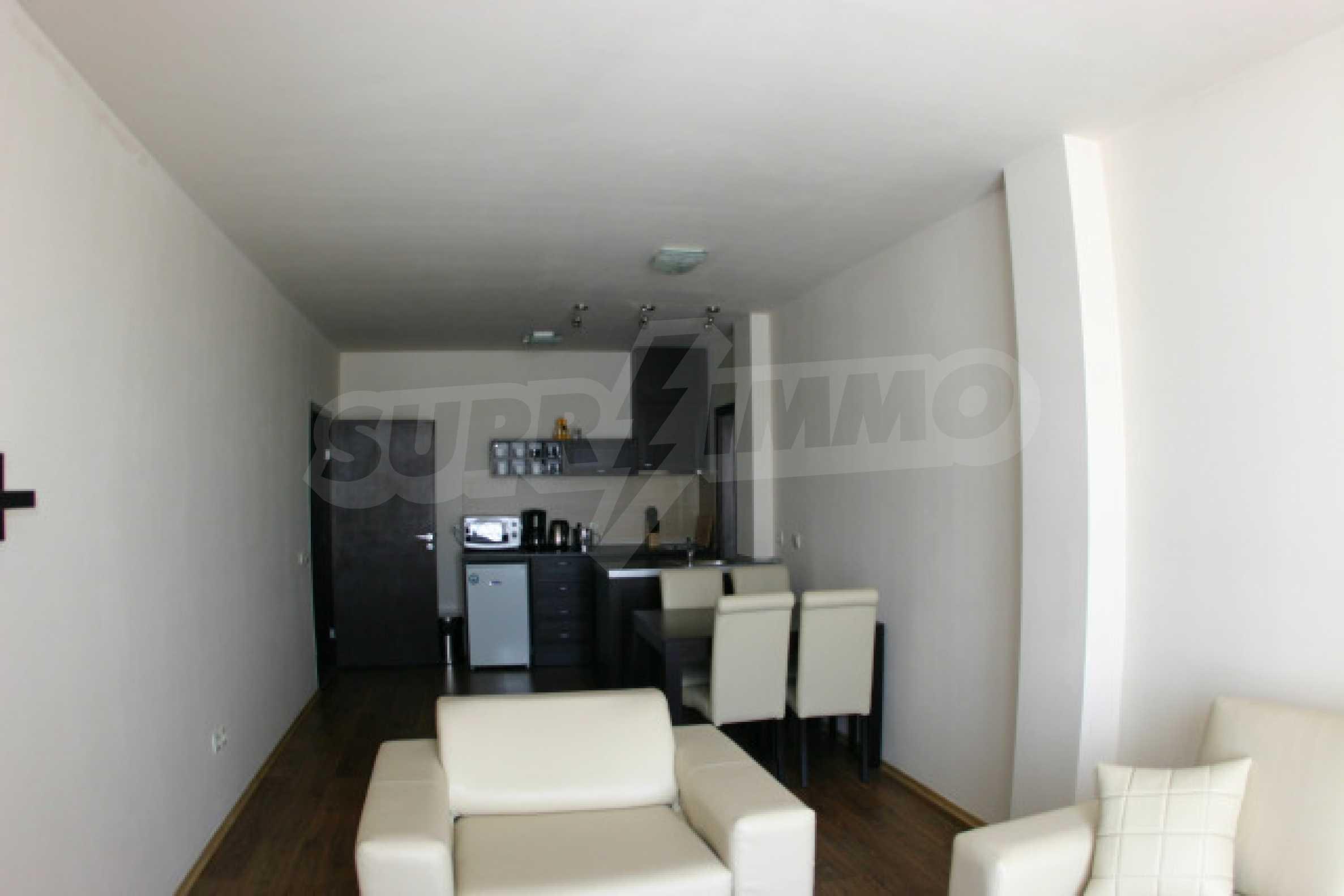 Двустаен апартамент в Банско Роял Тауърс 1