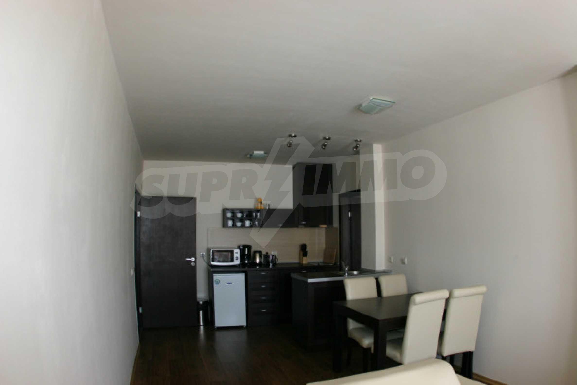 Двустаен апартамент в Банско Роял Тауърс 2