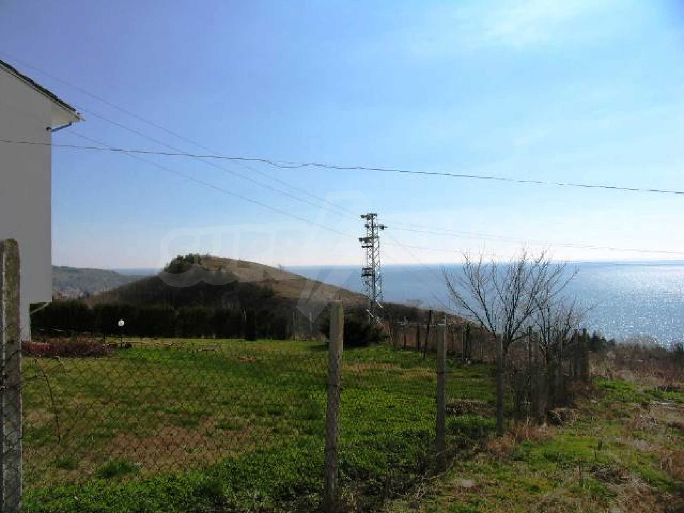 Superb plot of development land with excellent sea view in Balchik 3