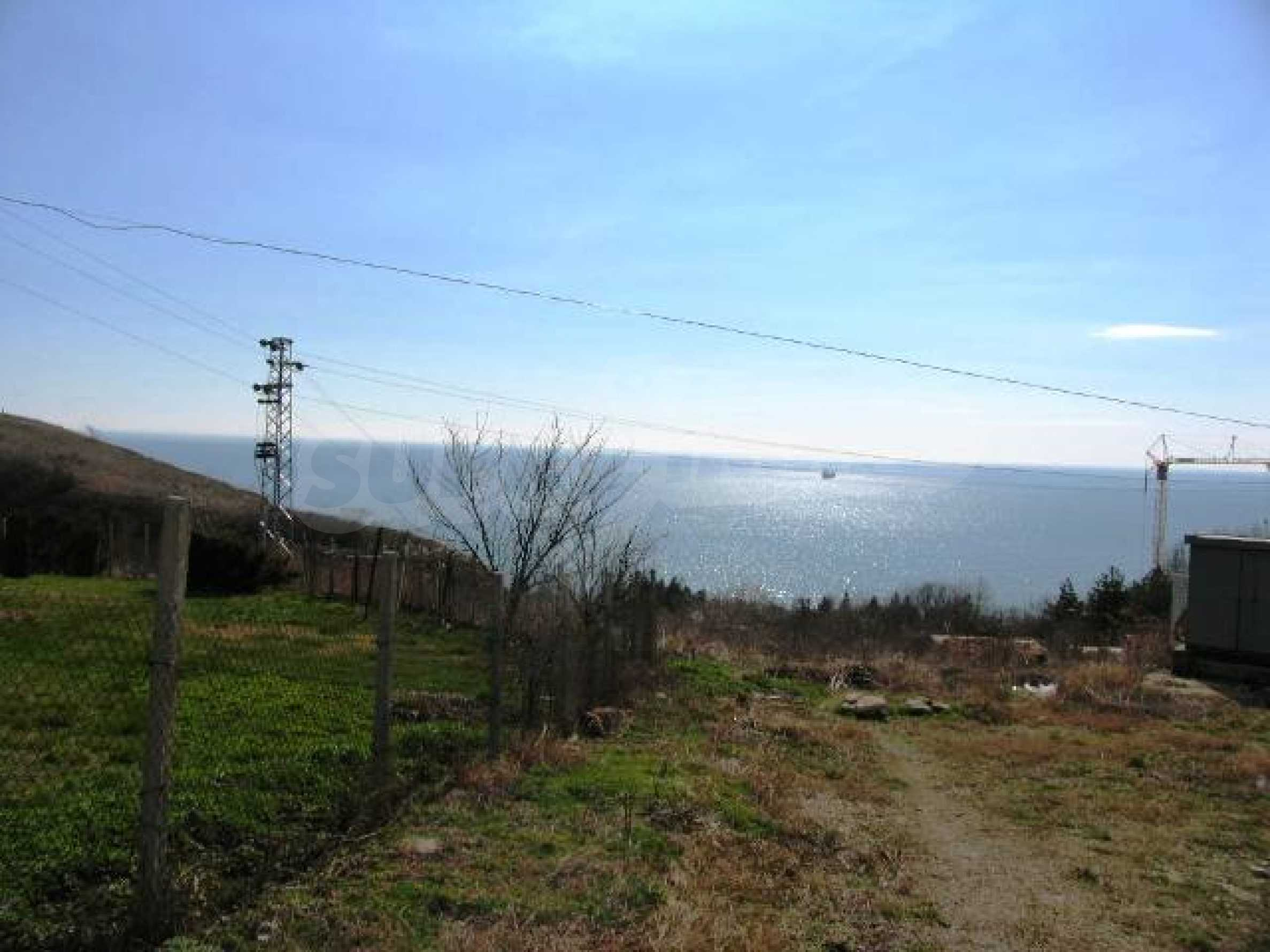 Superb plot of development land with excellent sea view in Balchik 4