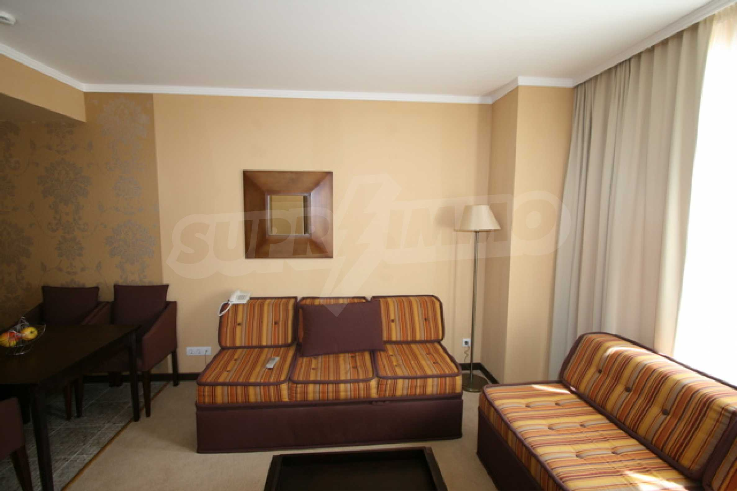 Fully furnished two-bedroom apartment in Royal Beach Barcelo 5