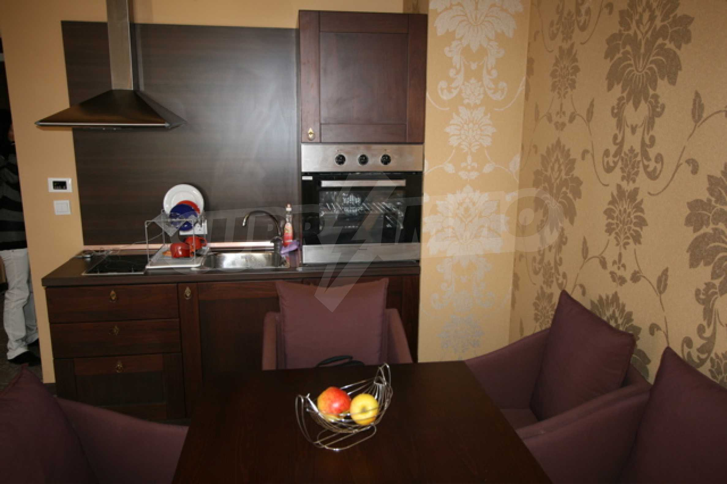 Fully furnished two-bedroom apartment in Royal Beach Barcelo 6