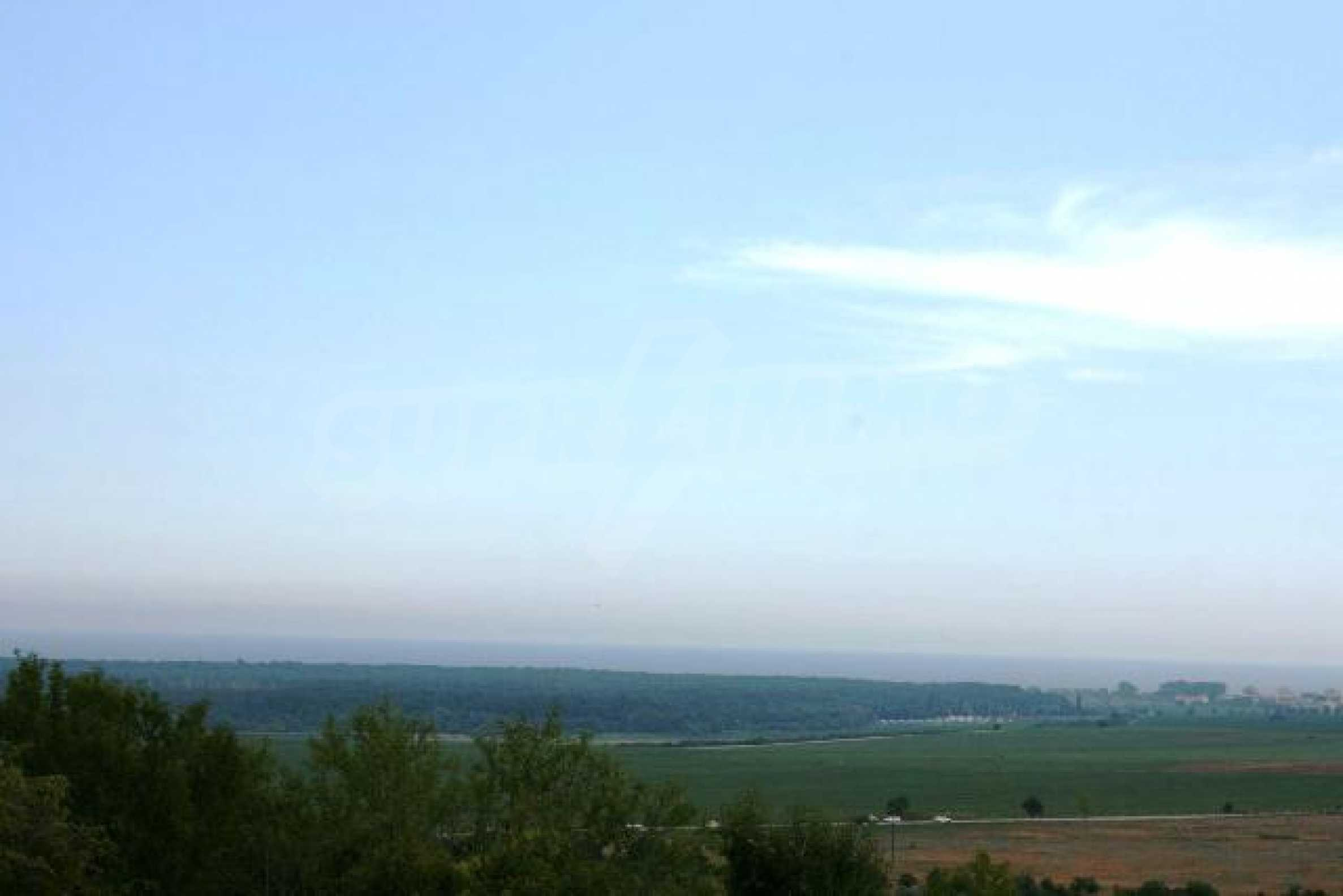 Land in Rogachevo village-5 min. from the sea 1