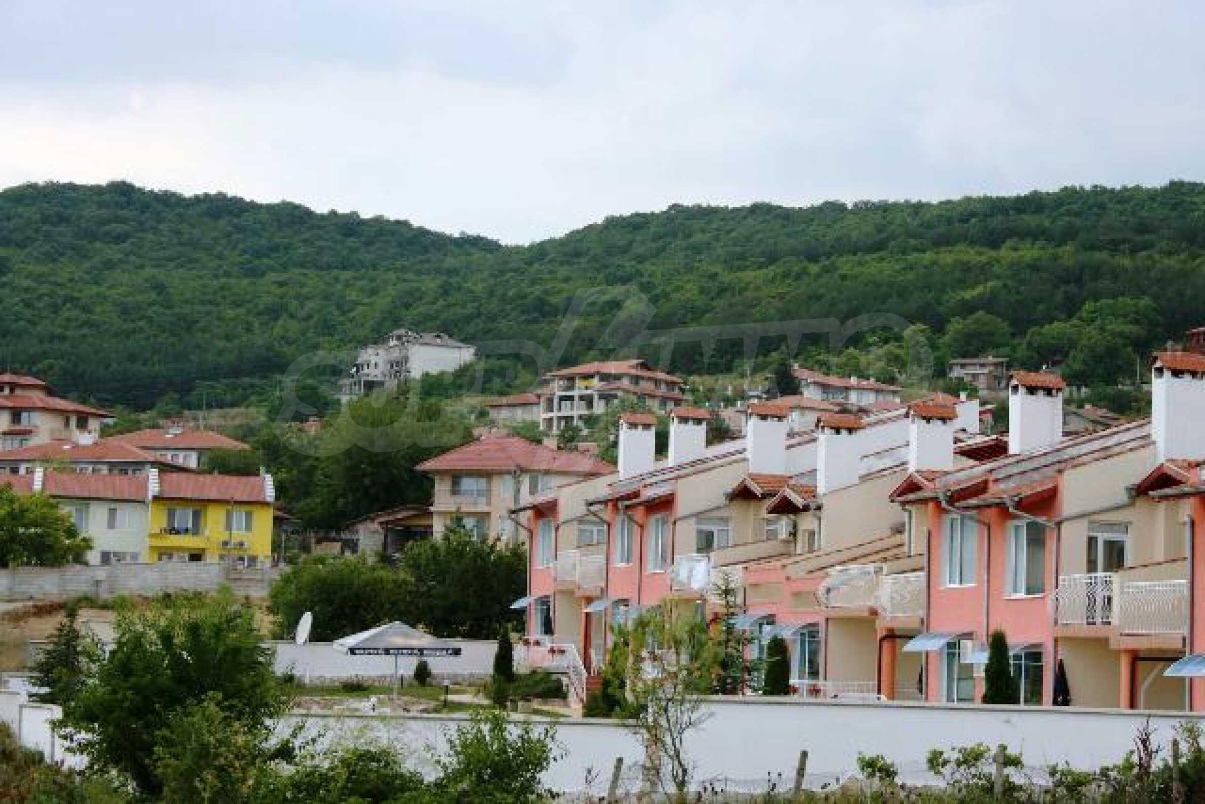 Land in Rogachevo village-5 min. from the sea 5