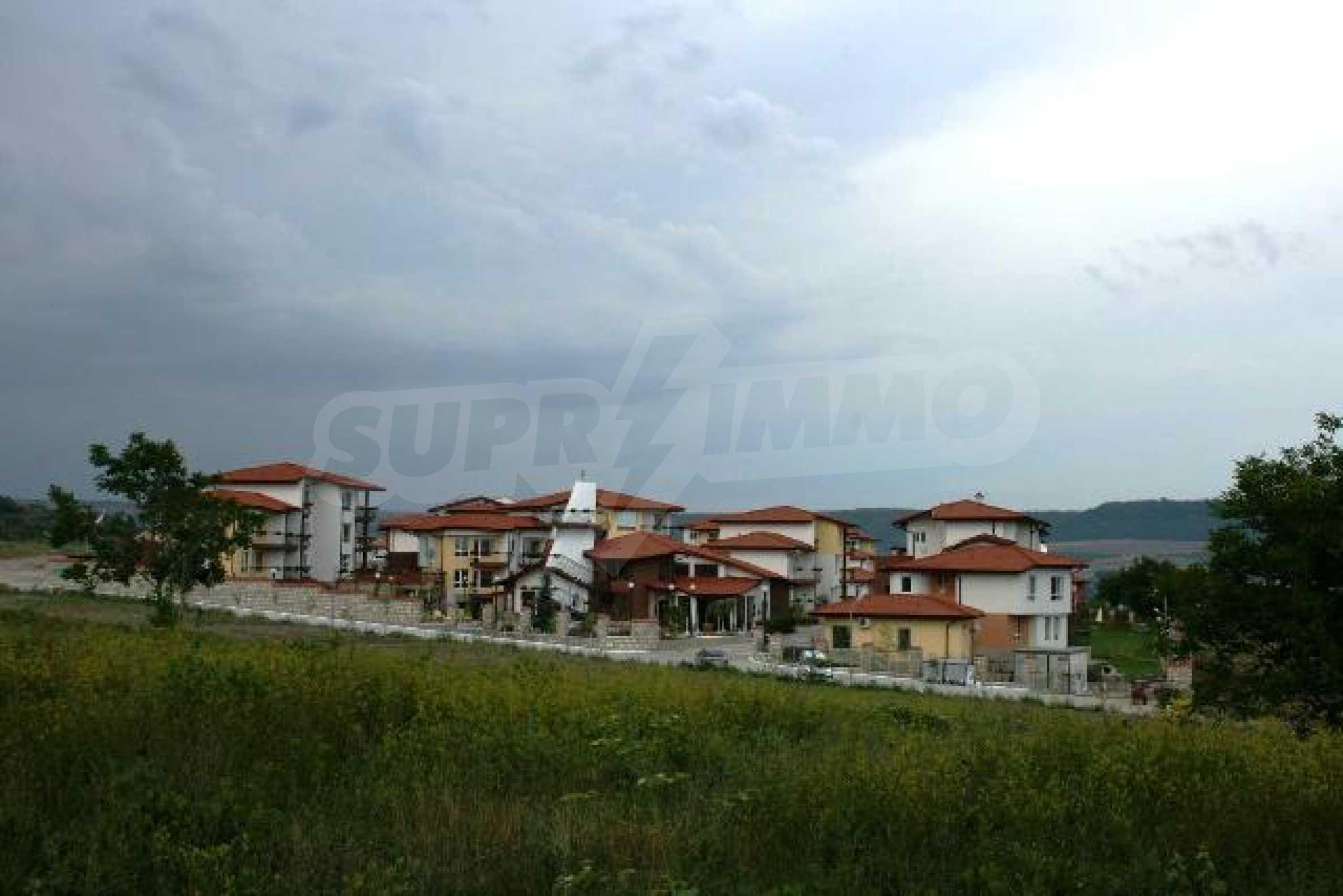 Land in Rogachevo village-5 min. from the sea 3